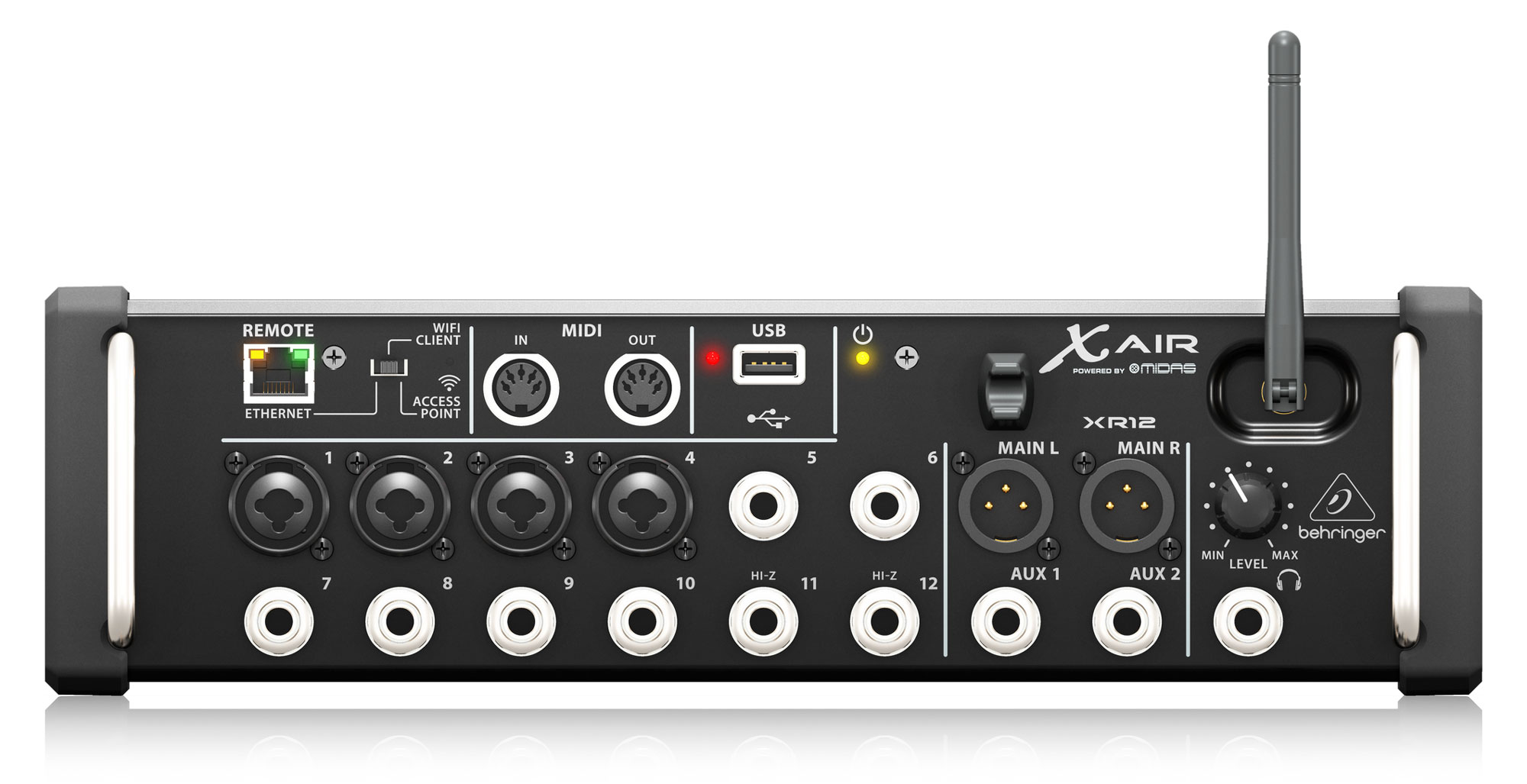 Behringer X AIR XR12 Digitalmischpult