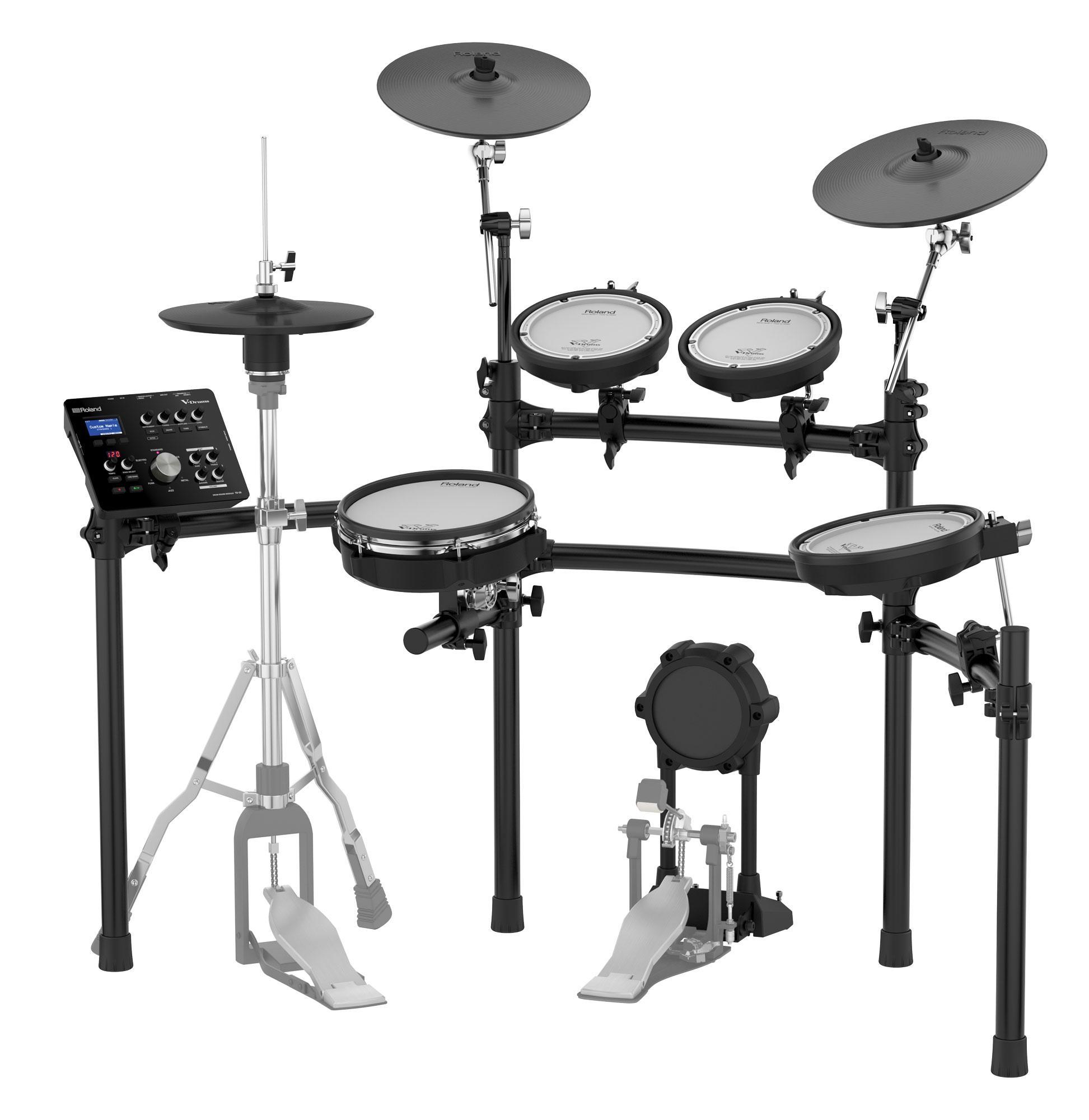 Roland TD 25K V Drumset inkl. MDS 9V Drumrack
