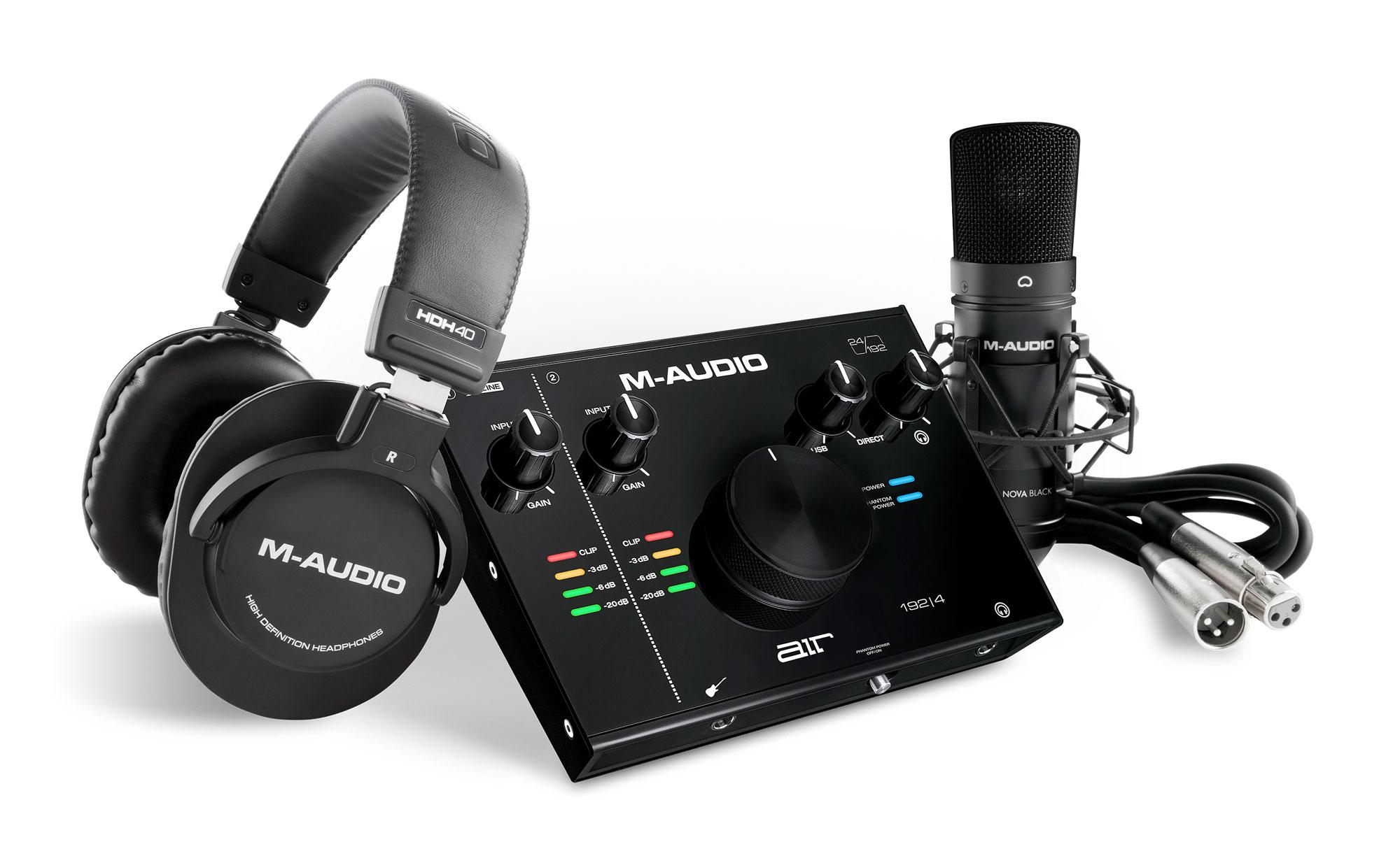 Pchardware - M Audio AIR 192|4 Vocal Studio Pro - Onlineshop Musikhaus Kirstein