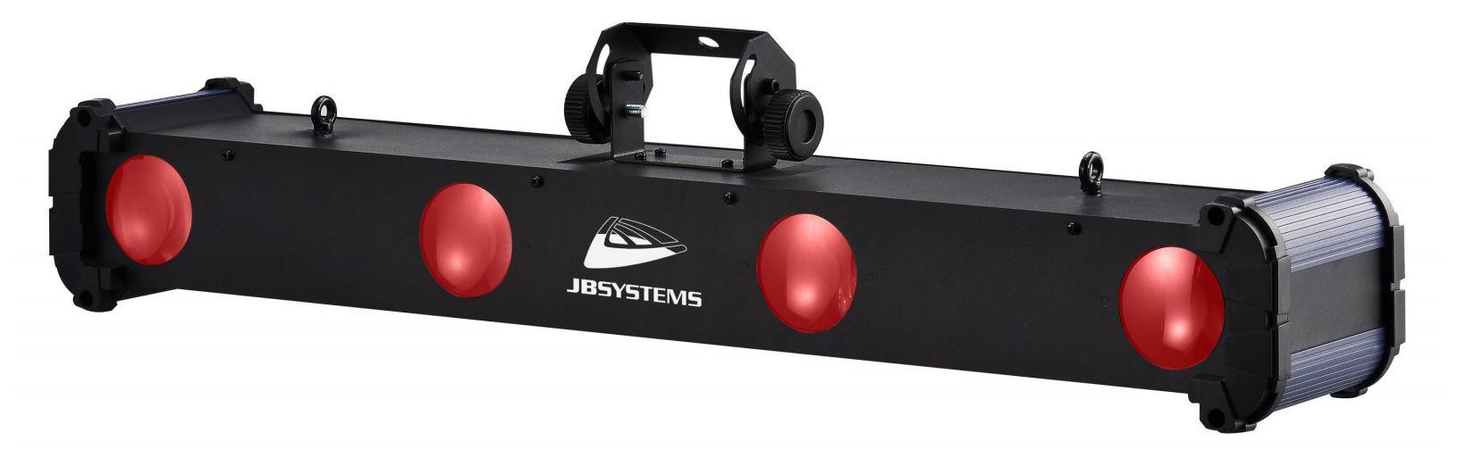 Lichteffekte - JB Systems Super Quadra Beam - Onlineshop Musikhaus Kirstein