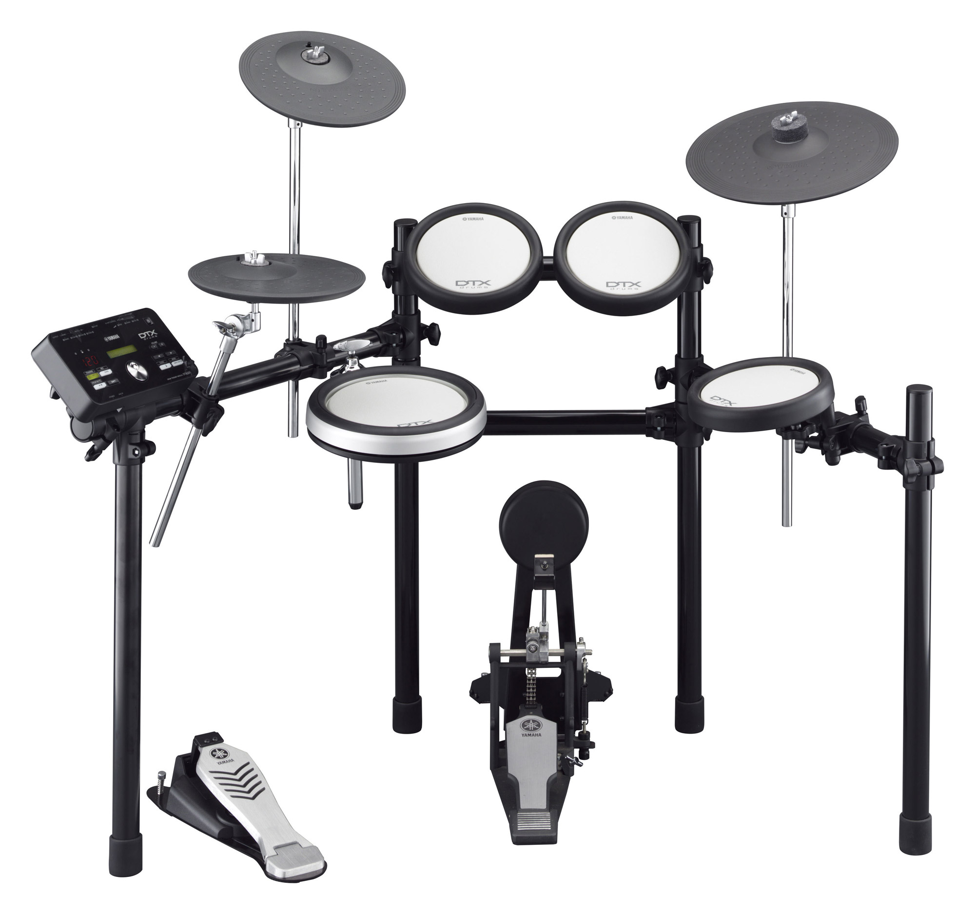 Yamaha DTX542K Compact E-Drum