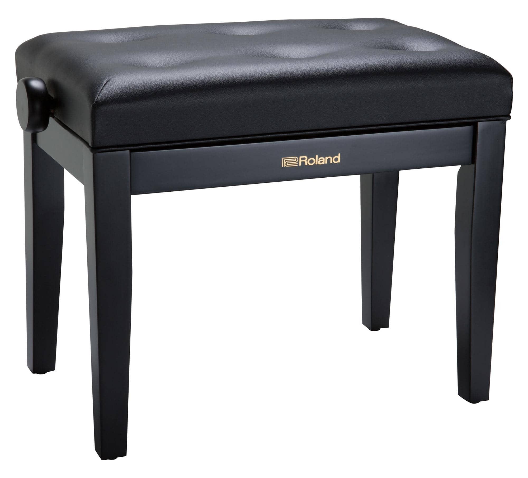 Zubehoerkeyboards - Roland RPB 300BK Pianobank Schwarz Matt - Onlineshop Musikhaus Kirstein