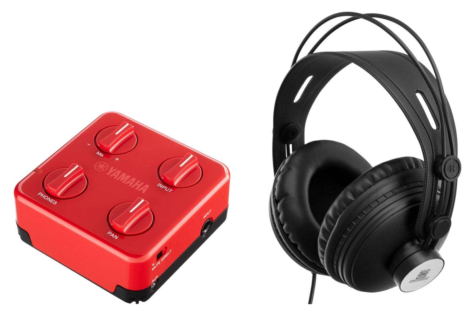 Yamaha SC01 SessionCake Kopfhörer Set