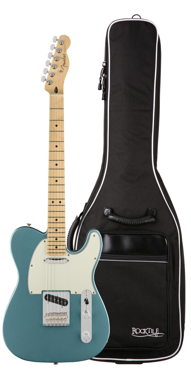 Egitarren - Fender Player Tele MN TPL Gigbag Set - Onlineshop Musikhaus Kirstein