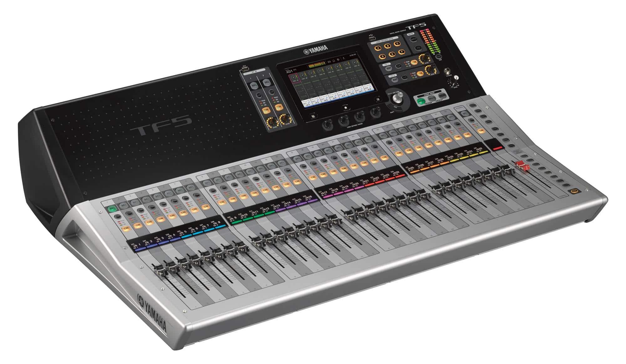 Yamaha TF-5 Digitalmixer