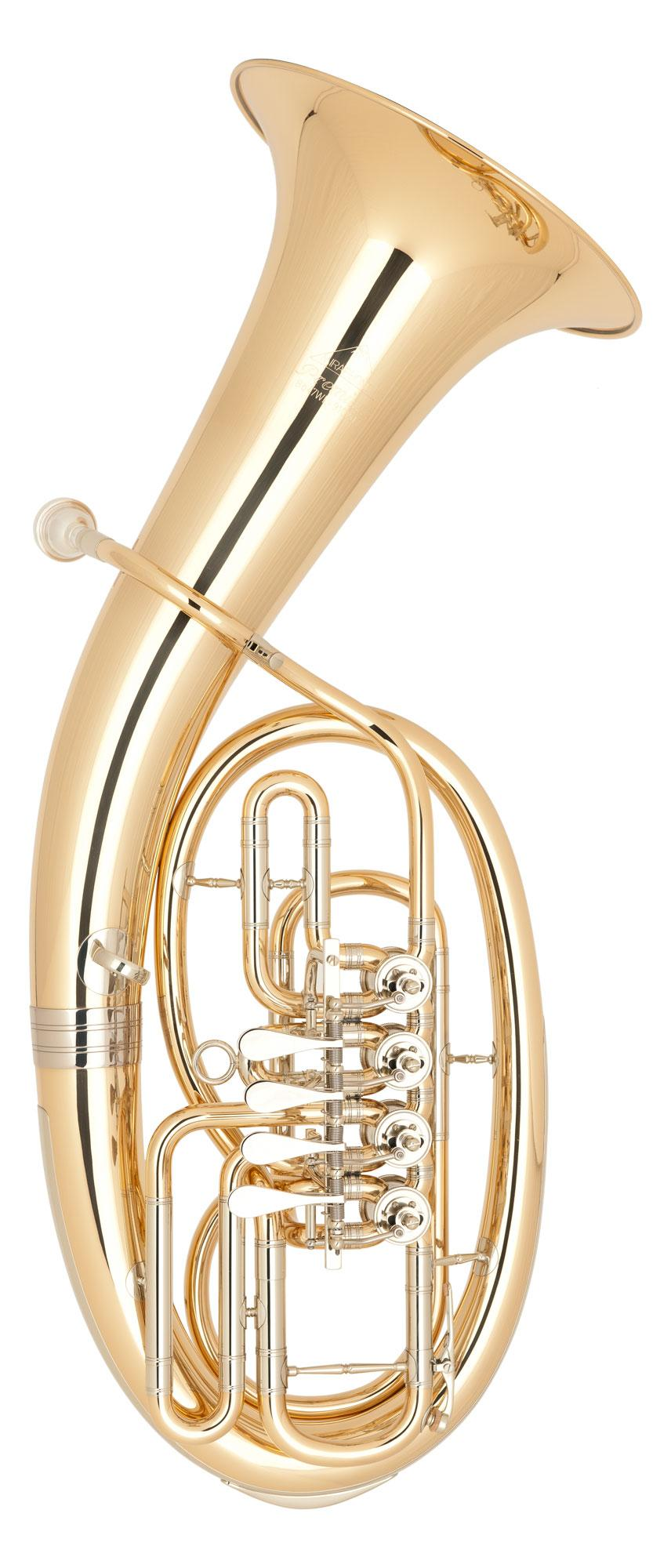 Hoerner - Miraphone 47WL4 Tenorhorn lackiert - Onlineshop Musikhaus Kirstein
