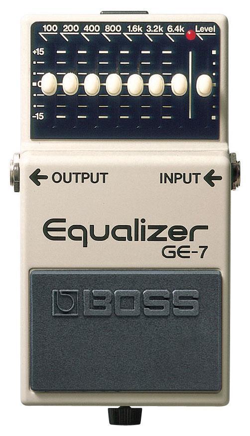 Boss GE 7 Equalizer