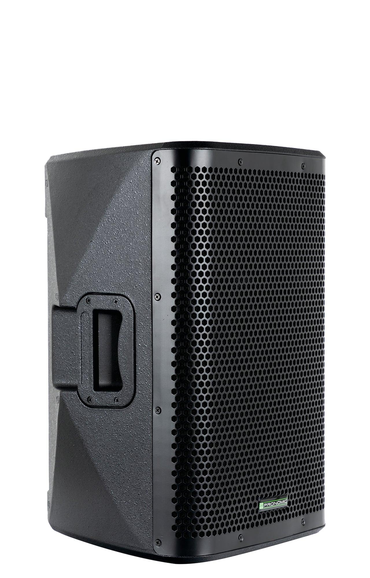 Paendstufen - Pronomic C 210 MA 10' Aktivbox 400 Watt Retoure (Zustand sehr gut) - Onlineshop Musikhaus Kirstein
