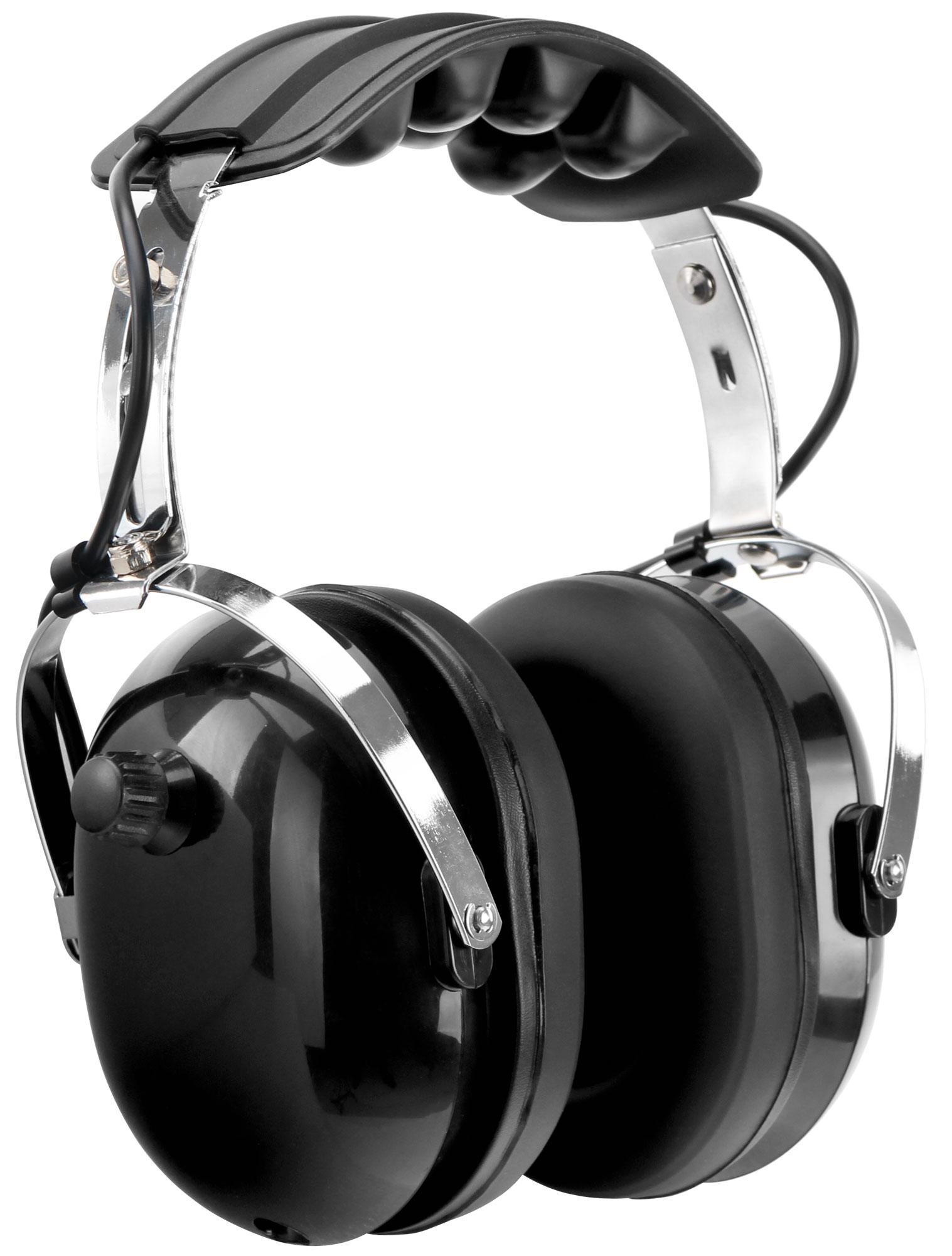 XDrum IH 1 Stereo Isolationskopfhörer Gehörschutz Retoure (Zustand sehr gut)