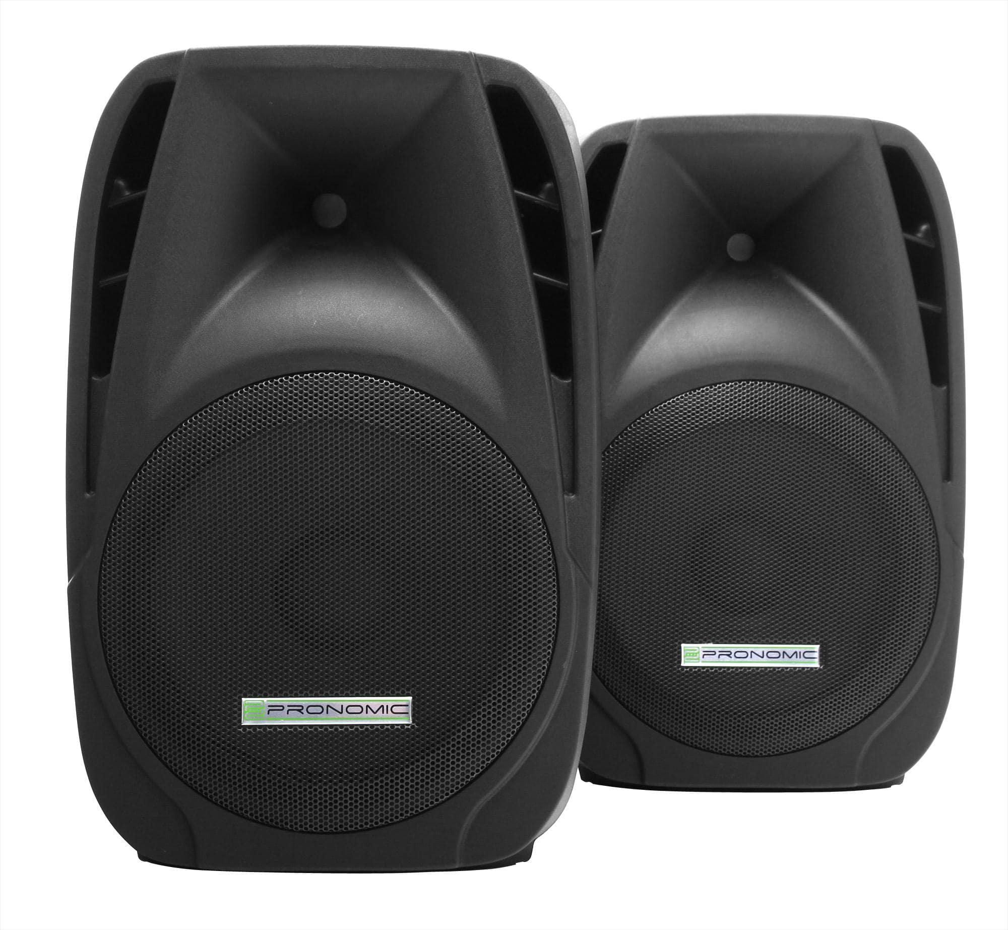 Pronomic PH12 Passivbox 160|300 Watt Paar