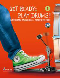 Drumslernen - Get Ready Play Drums! Band 1 - Onlineshop Musikhaus Kirstein