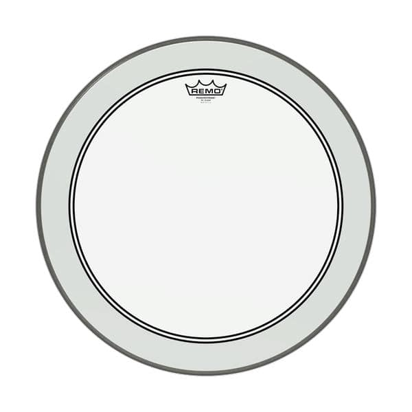 Remo 20' Powerstroke 3 Clear Bass Drum