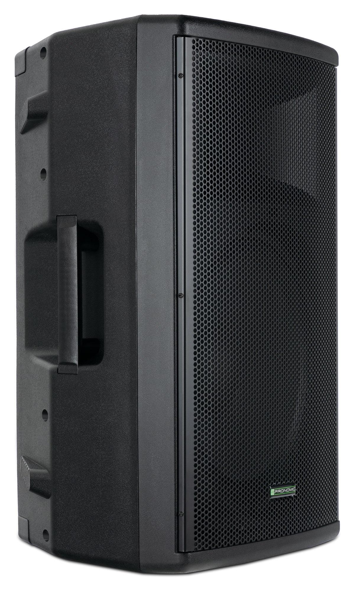 Paendstufen - Pronomic E 215 MA 15' Aktivbox 250 Watt Retoure (Zustand gut) - Onlineshop Musikhaus Kirstein