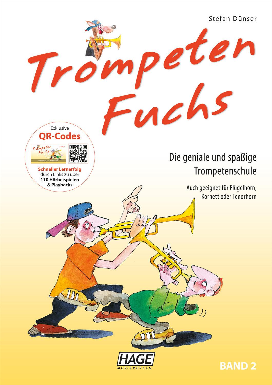 Trompetelernen - Der Trompeten Fuchs Band 2 - Onlineshop Musikhaus Kirstein