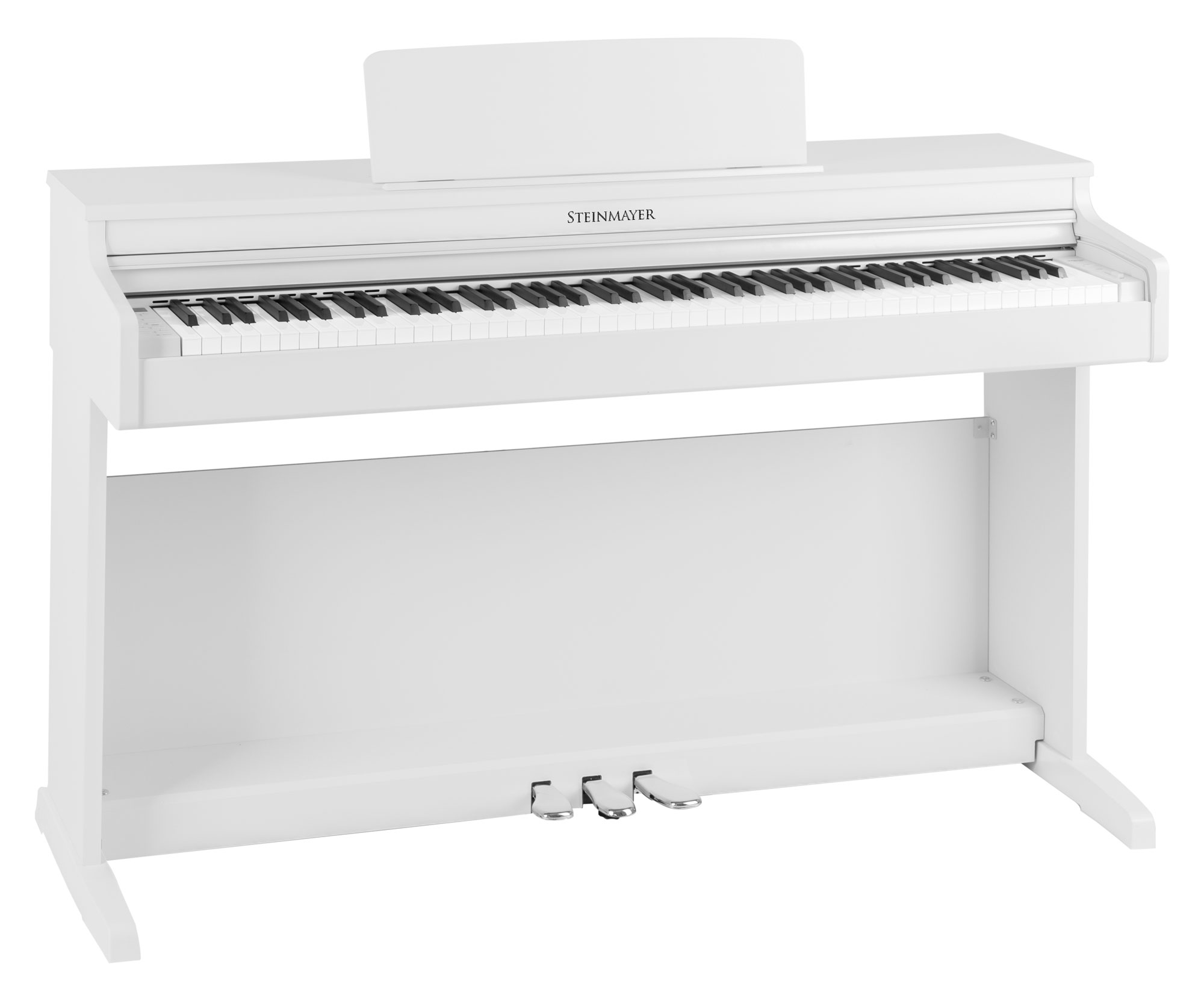 Digitalpianos - Steinmayer DP 321 WM Digitalpiano weiß matt - Onlineshop Musikhaus Kirstein