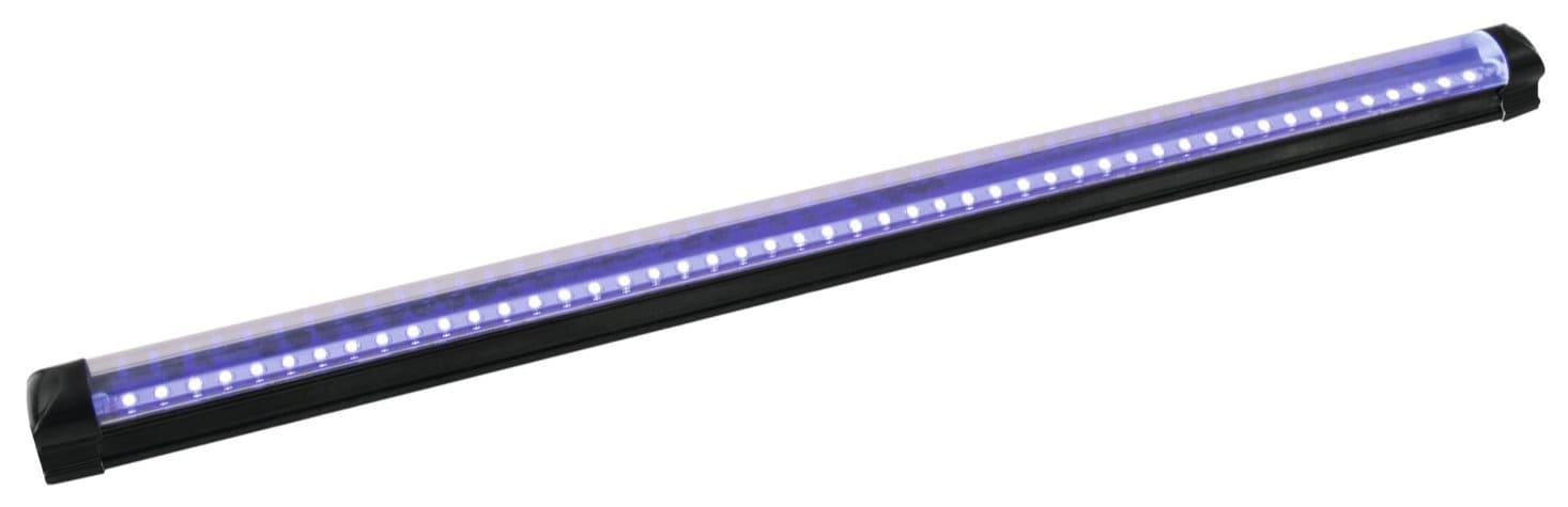 Lichteffekte - Eurolite UV Leiste Komplettset 48LED 60cm classic slim - Onlineshop Musikhaus Kirstein
