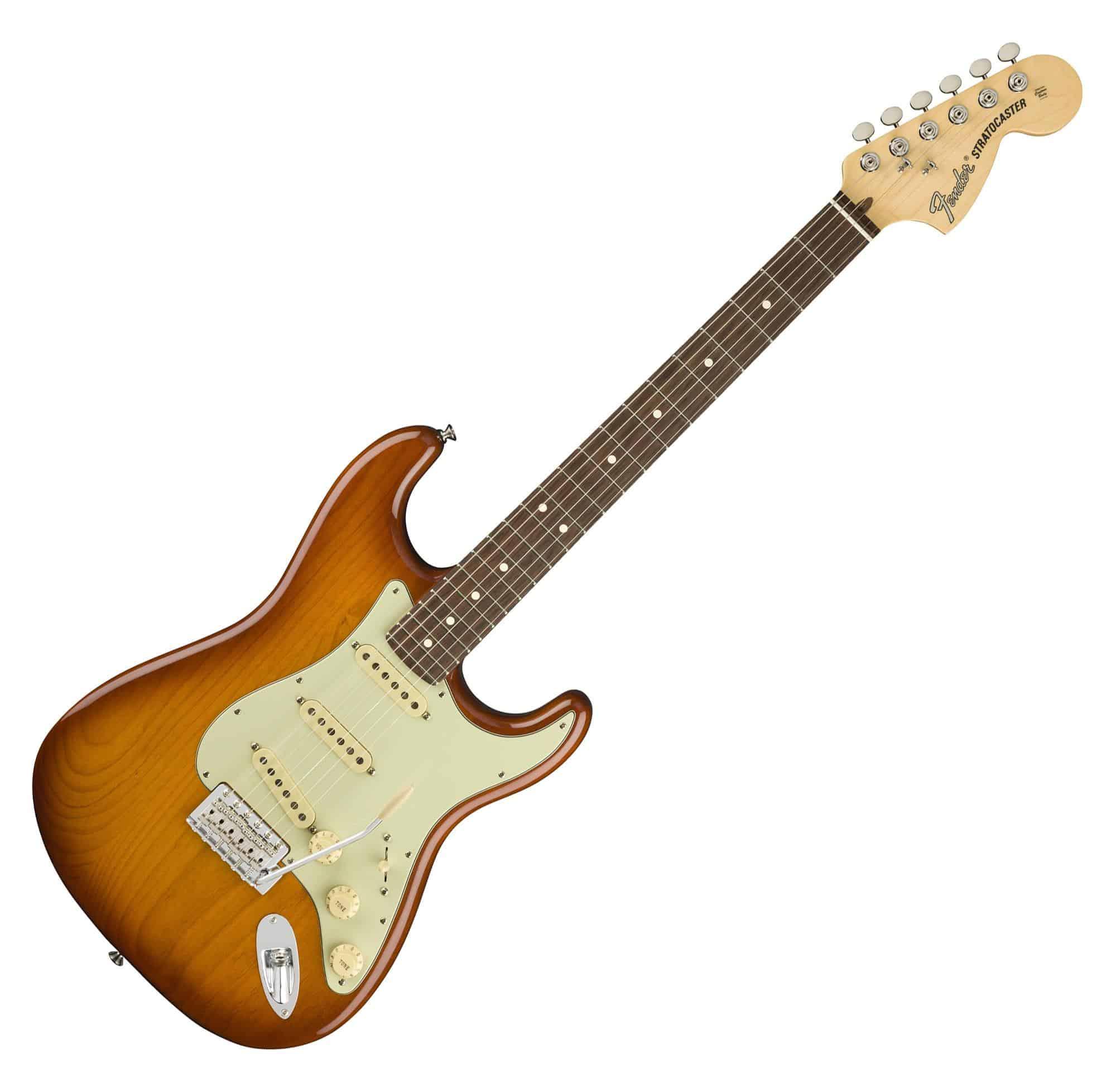 Egitarren - Fender American Performer Strat RW HBST - Onlineshop Musikhaus Kirstein