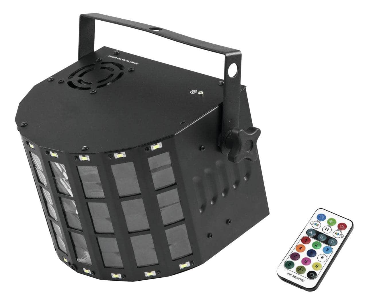 Lichteffekte - Eurolite LED Mini D 20 Hybrid Strahleneffekt - Onlineshop Musikhaus Kirstein