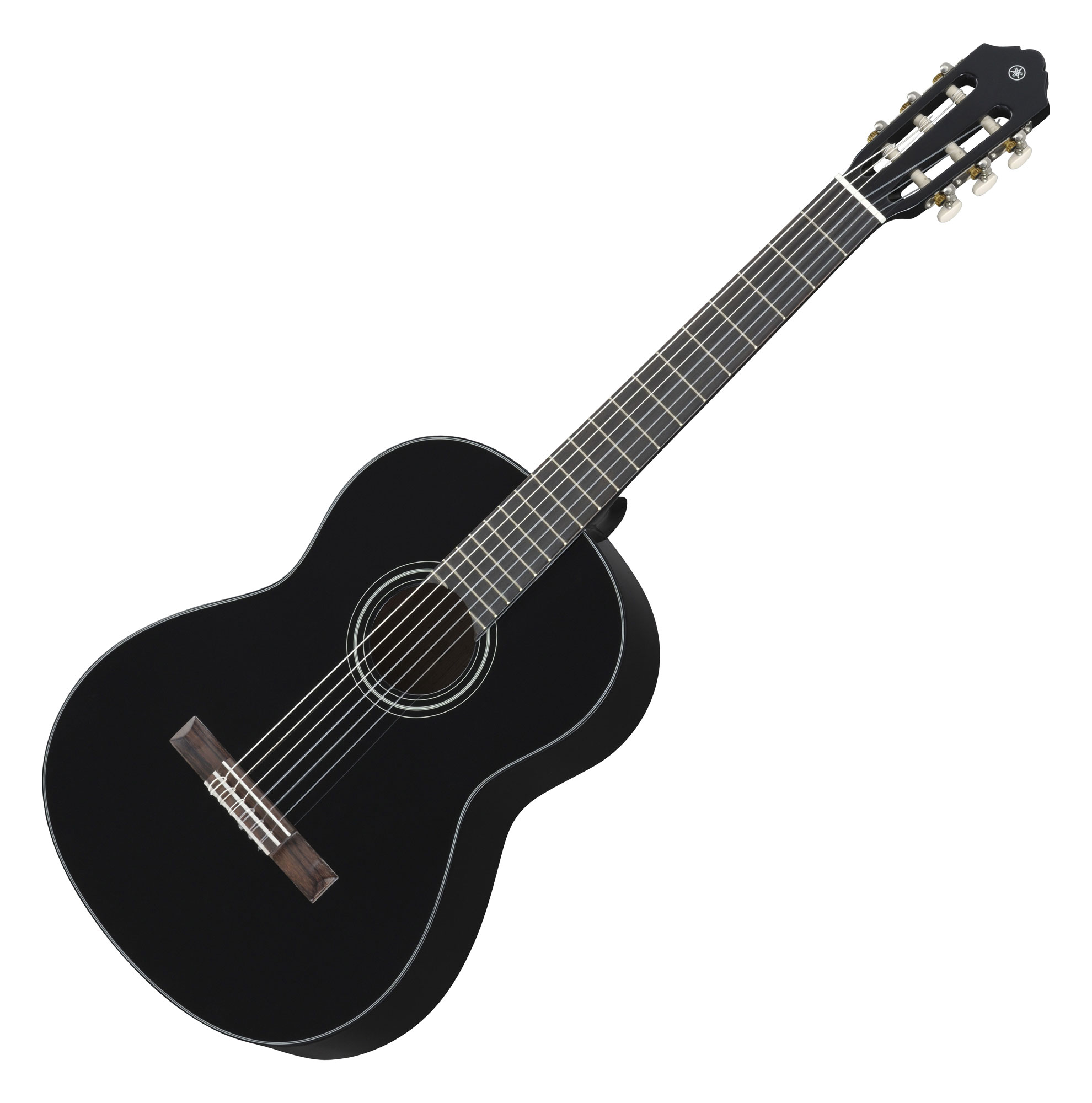 yamaha c40 bl guitarra cl sica color negro. Black Bedroom Furniture Sets. Home Design Ideas