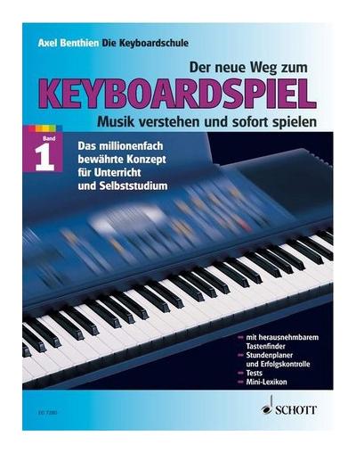 Der neue Weg zum Keyboardspiel Band 1