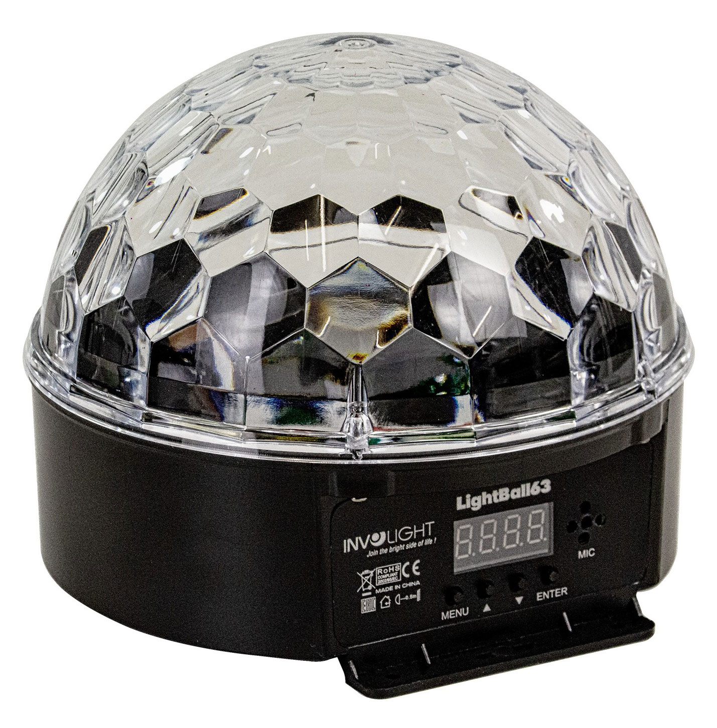 Lichteffekte - Involight LightBall63 - Onlineshop Musikhaus Kirstein