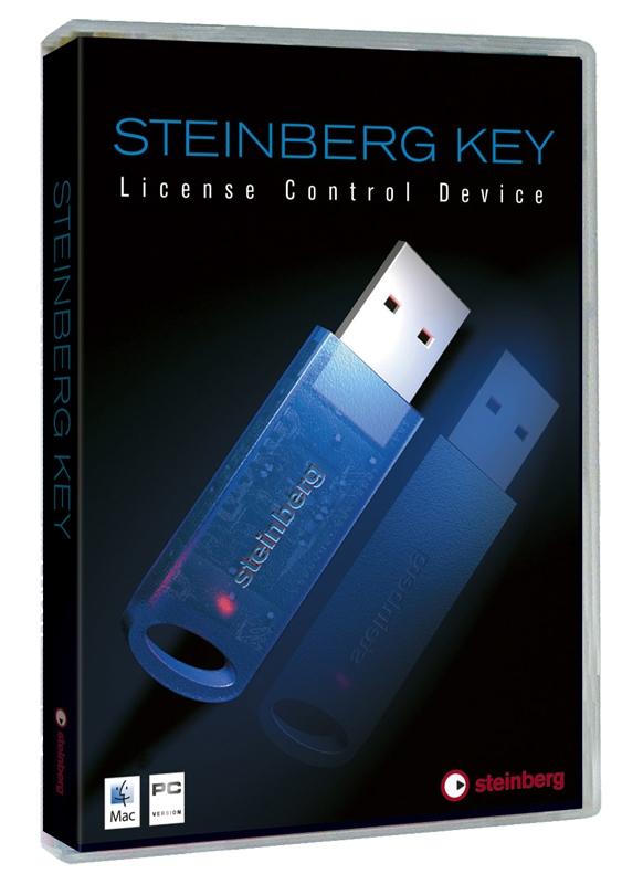 Studiosoftware - SteinbergKey USB Dongle - Onlineshop Musikhaus Kirstein