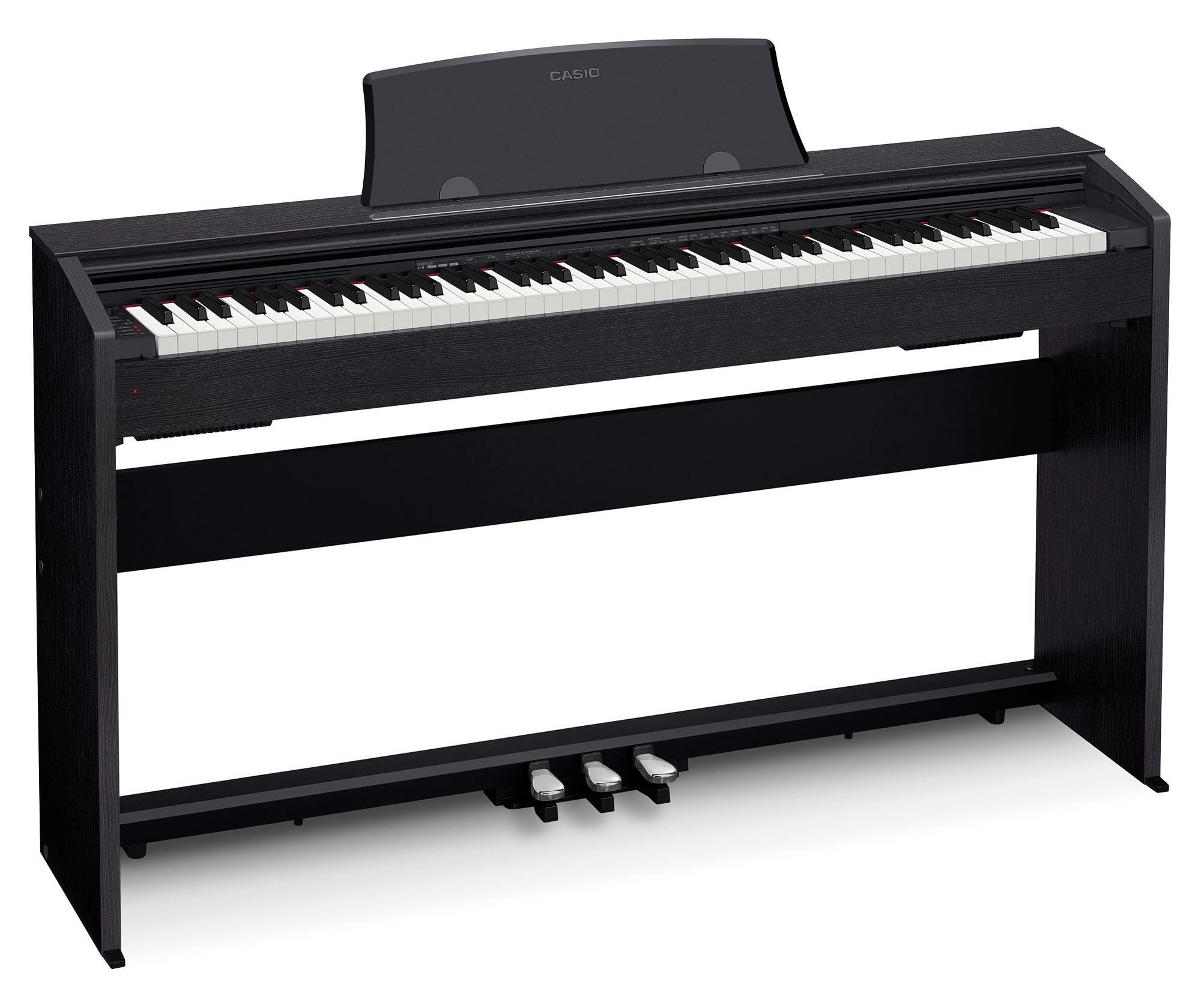 Casio PX 770 BK Privia Digitalpiano schwarz