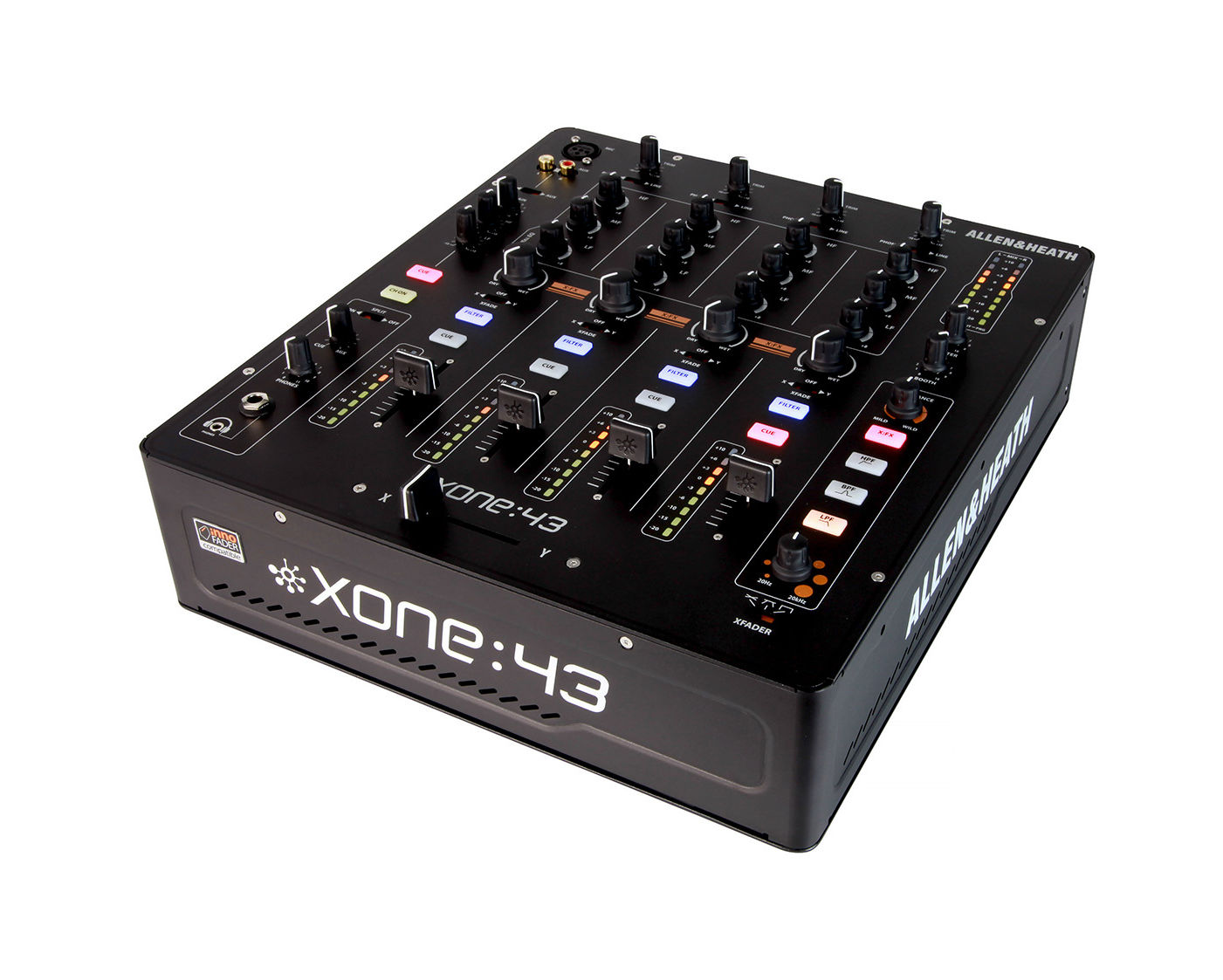 Djmixer - Allen Heath Xone 43 - Onlineshop Musikhaus Kirstein