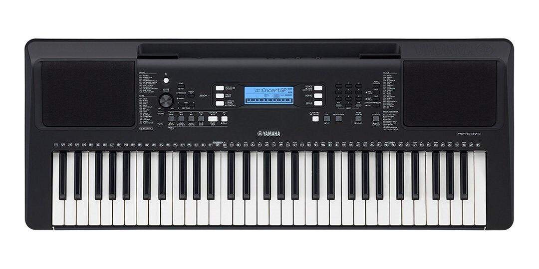 Homekeyboards - Yamaha PSR E373 Keyboard - Onlineshop Musikhaus Kirstein