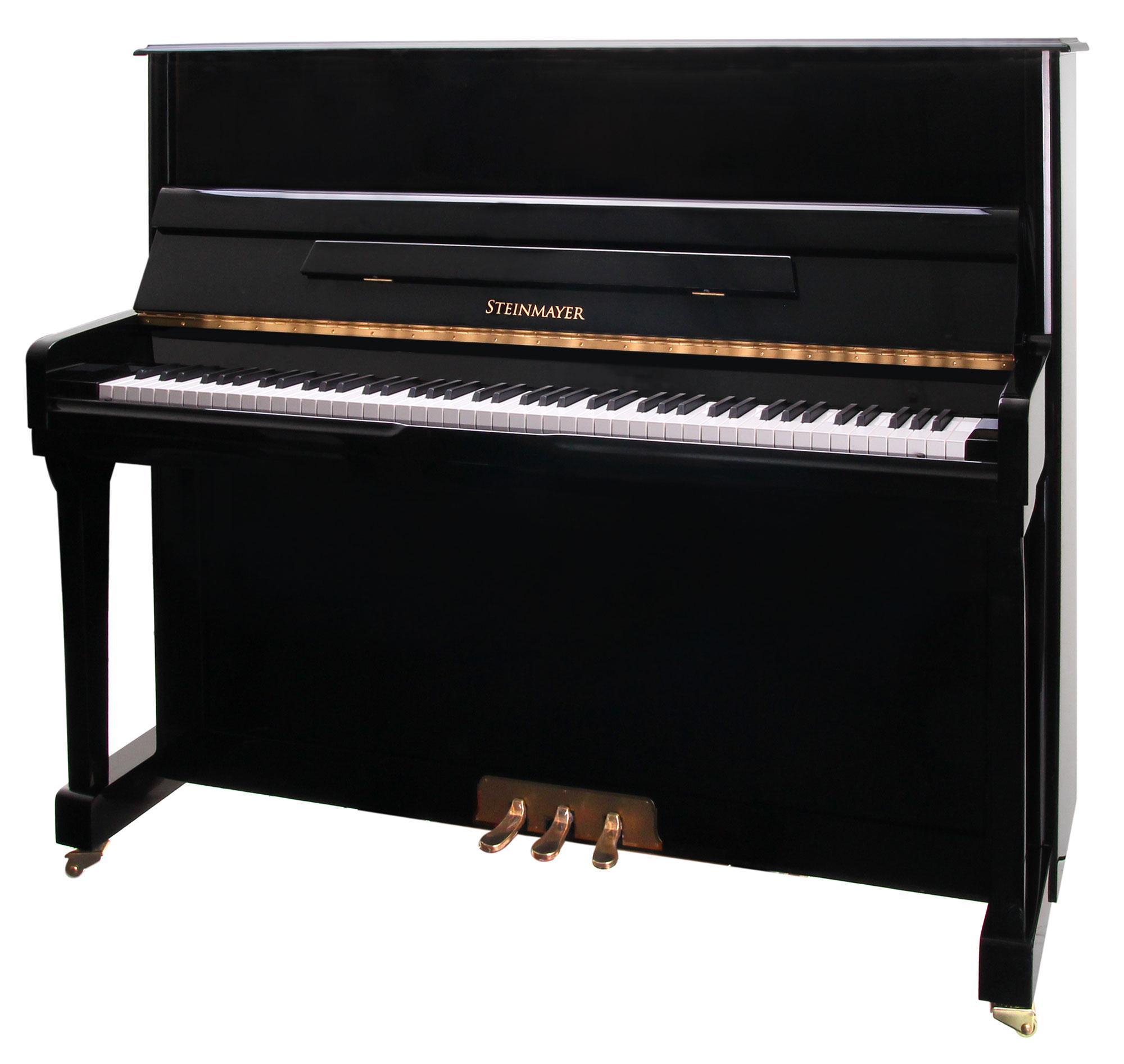 Steinmayer M20 Klavier schwarz Hochglanz