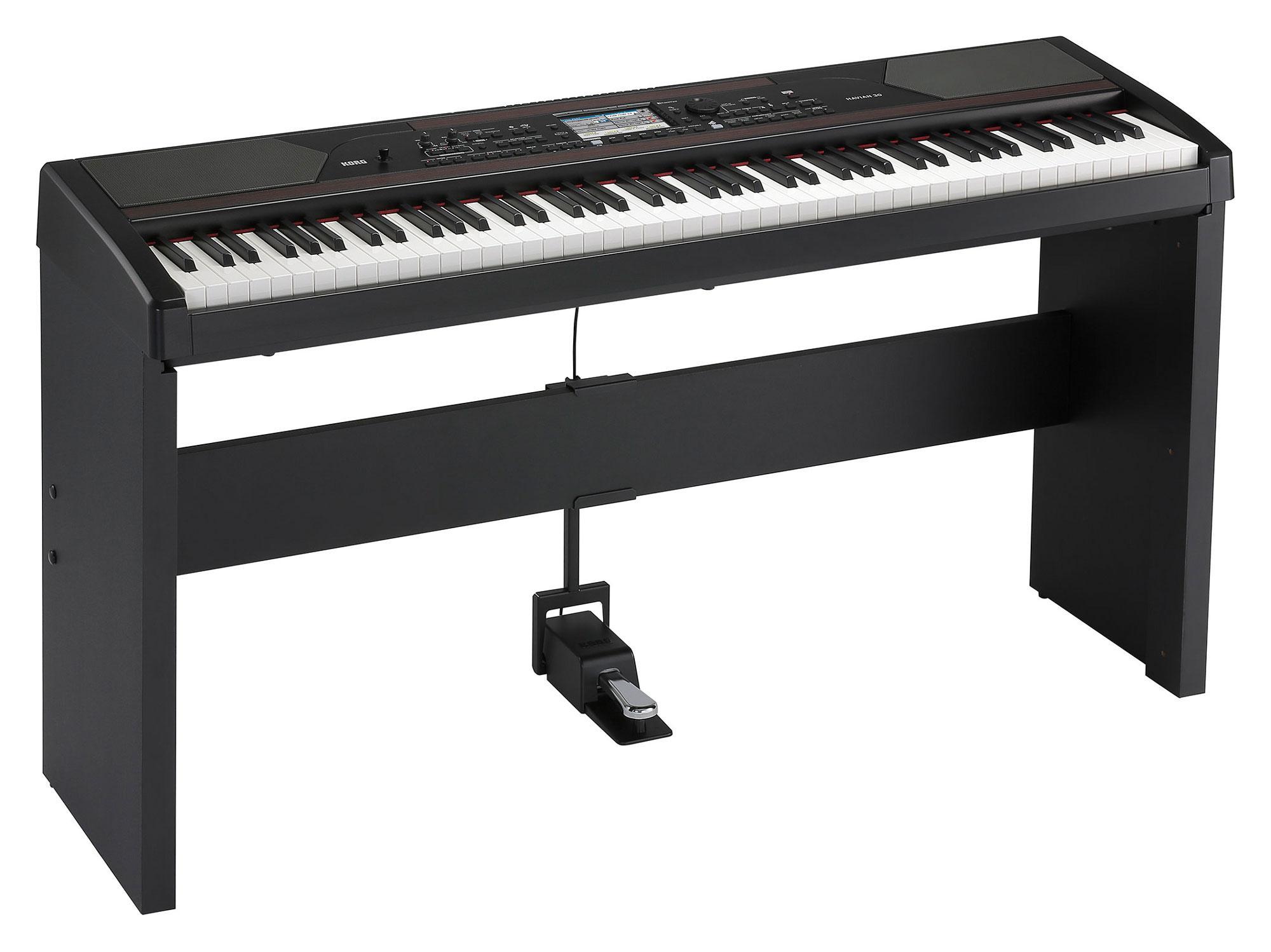 Korg Havian 30 Digitalpiano SET inkl. Ständer