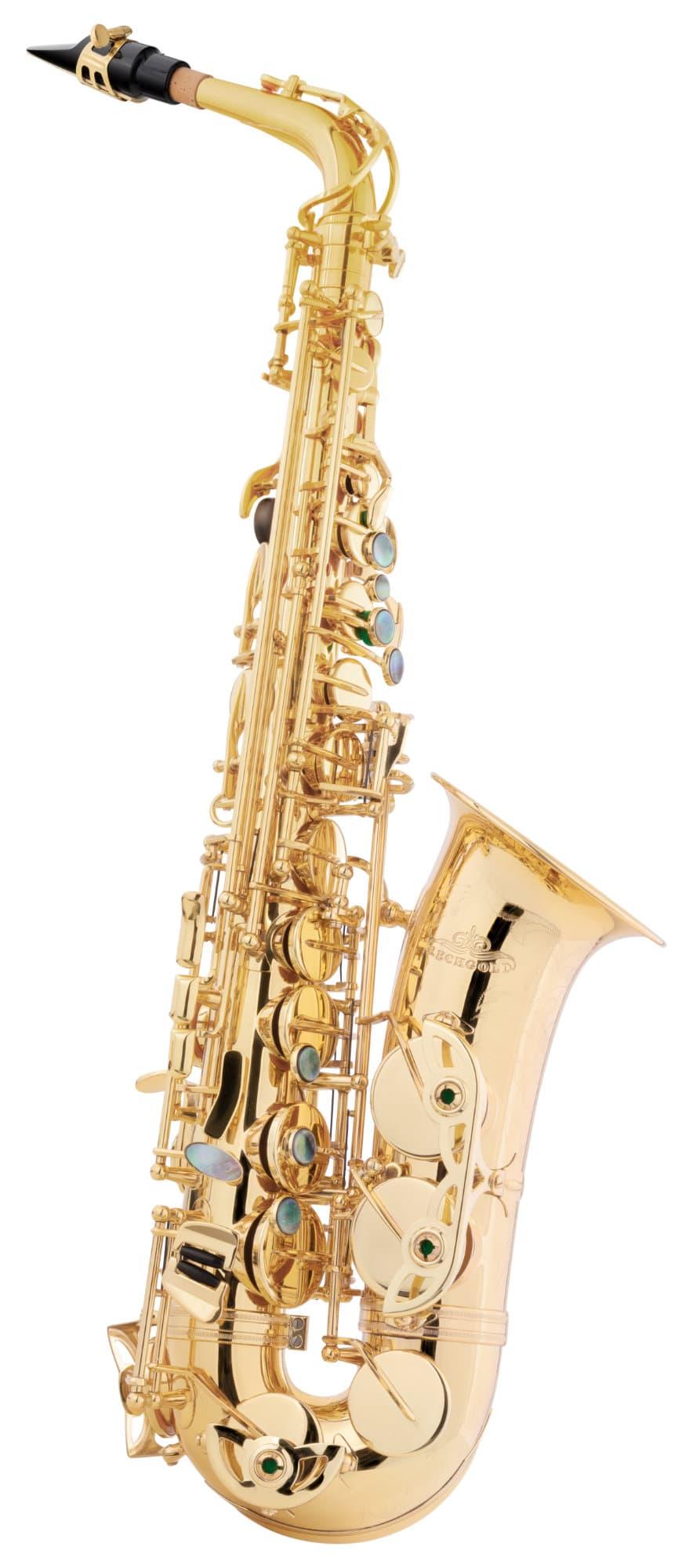 Saxophone - Lechgold LAS 20L Alt Saxophon lackiert - Onlineshop Musikhaus Kirstein