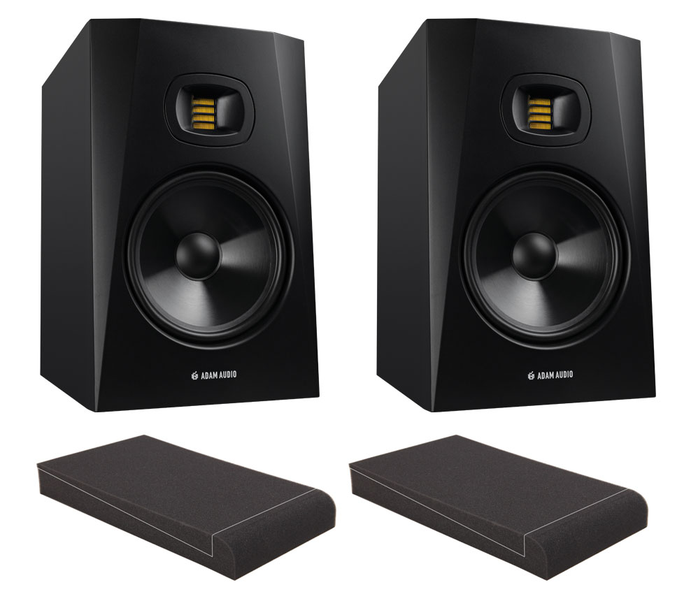 Studiomonitore - Adam Audio T8V ISO Set - Onlineshop Musikhaus Kirstein