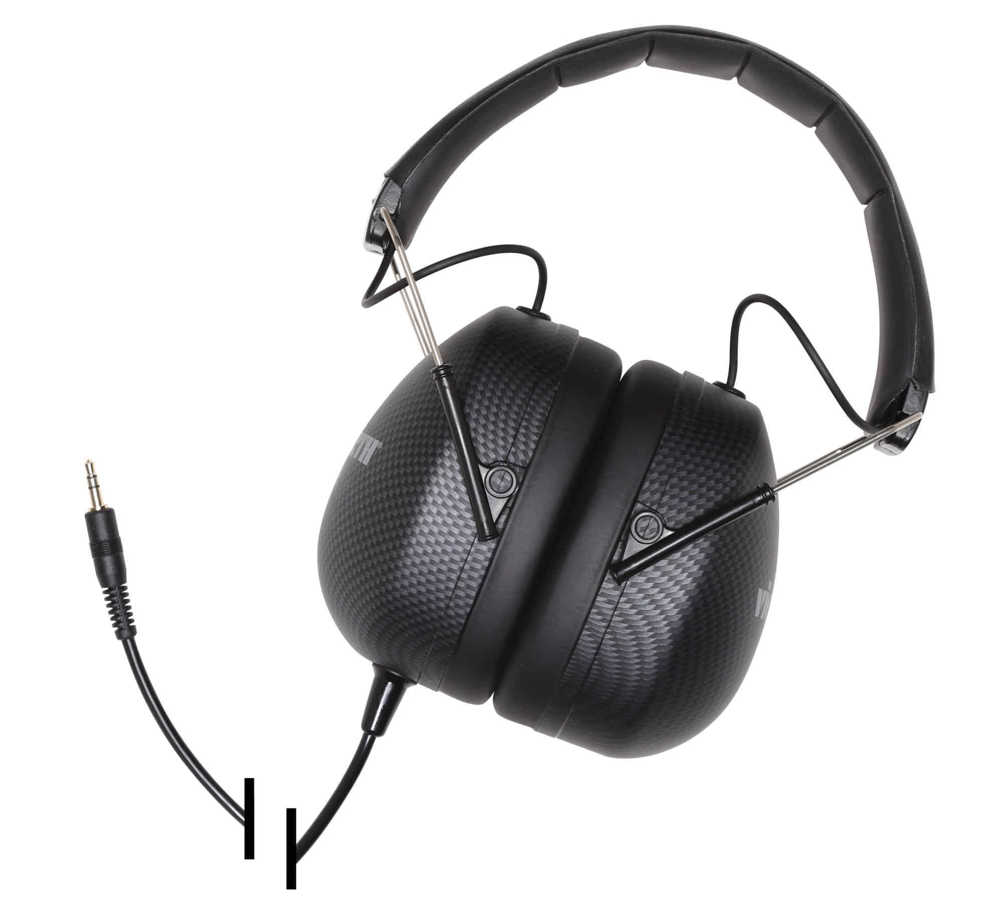 Musikerzubehoer - Vic Firth SIH2 Stereo Isolation Headphones - Onlineshop Musikhaus Kirstein