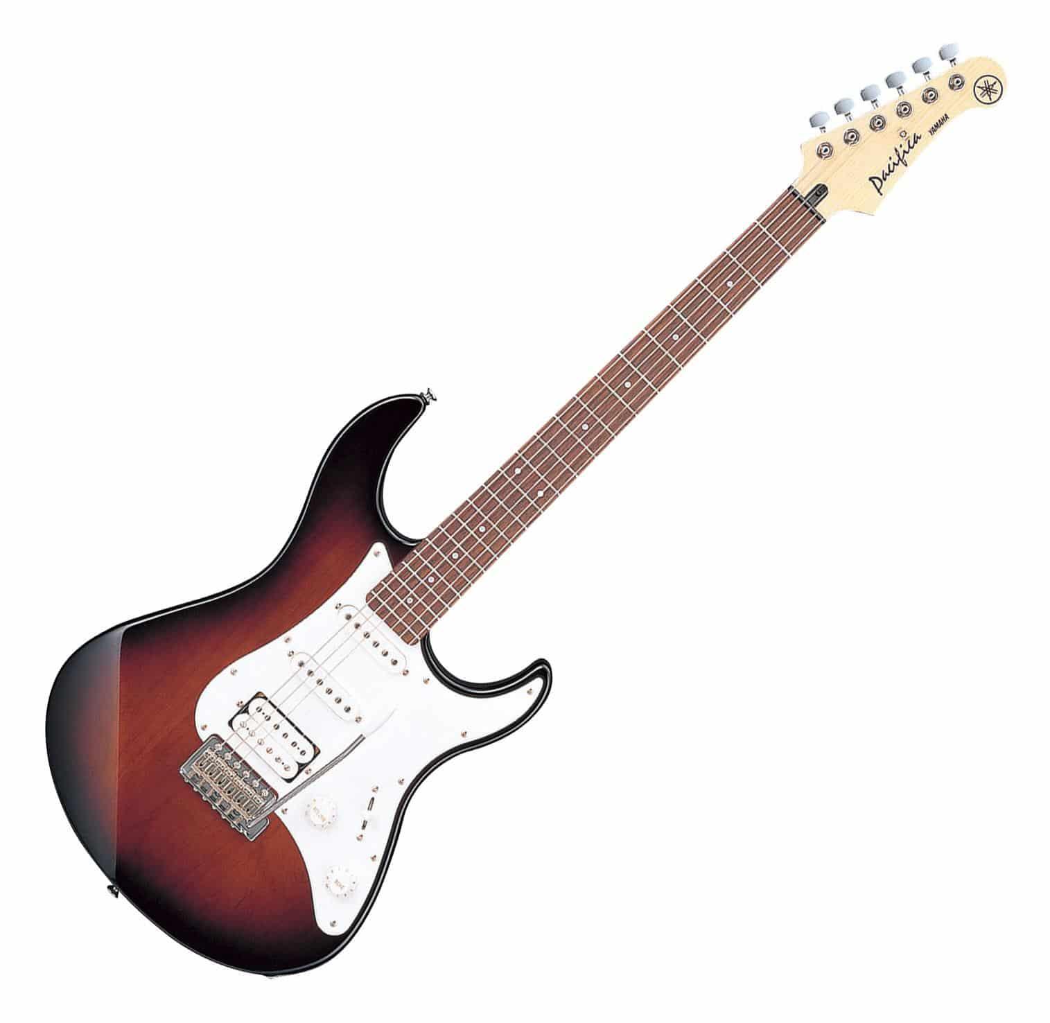 Yamaha Pacifica 112 E Gitarre (Old Violin Sunburst)