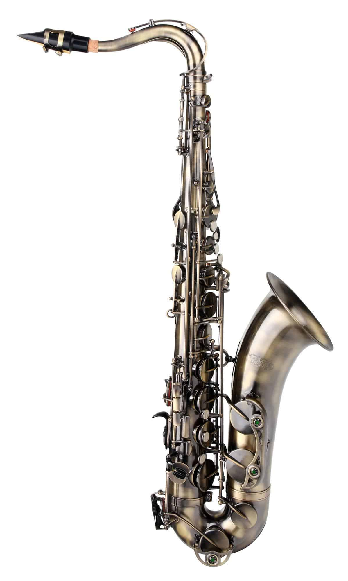 Classic Cantabile Winds TS 450 Antique Yellow Tenorsaxophon