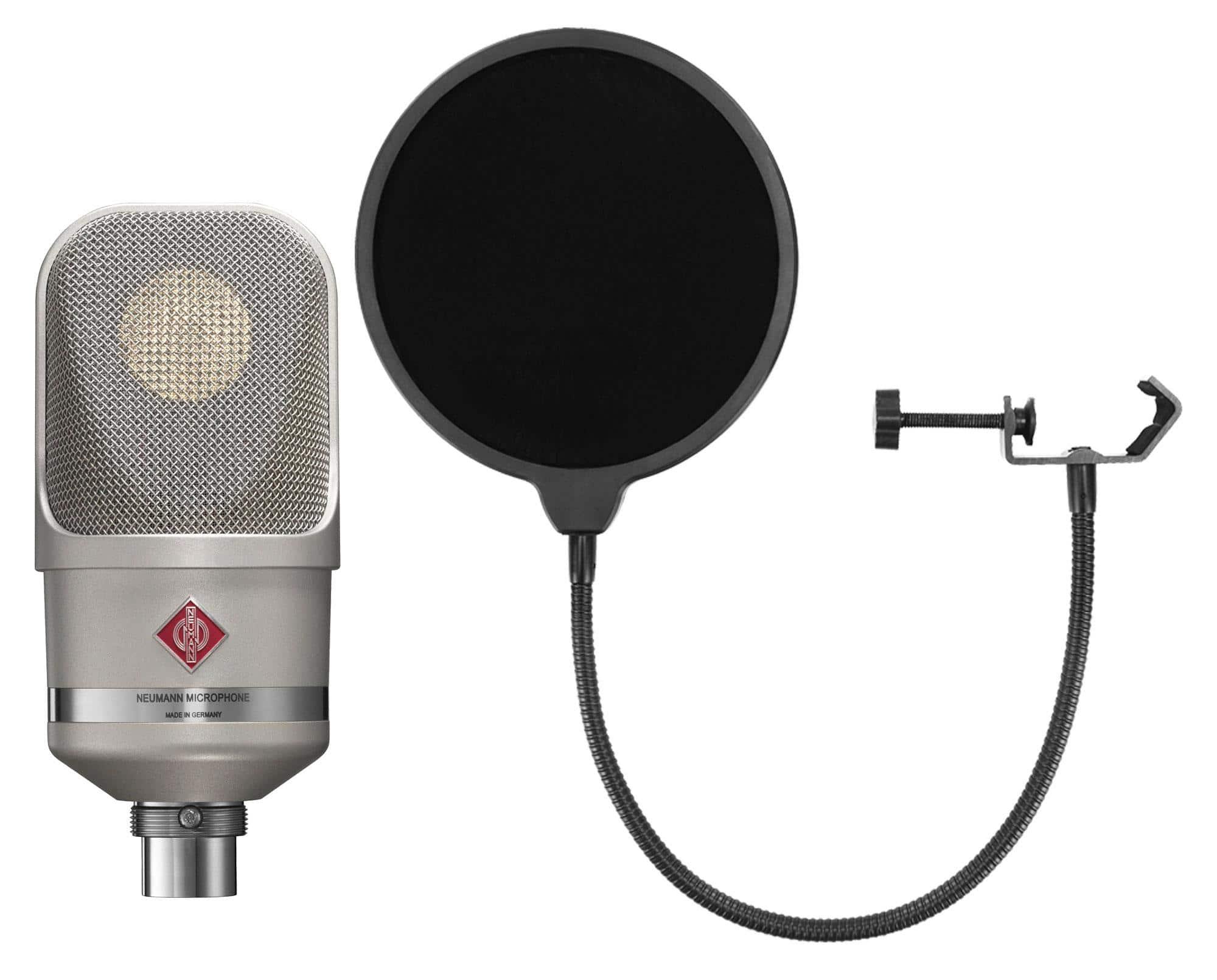 Mikrofone - Neumann TLM 107 NI Set inkl. Popkiller - Onlineshop Musikhaus Kirstein