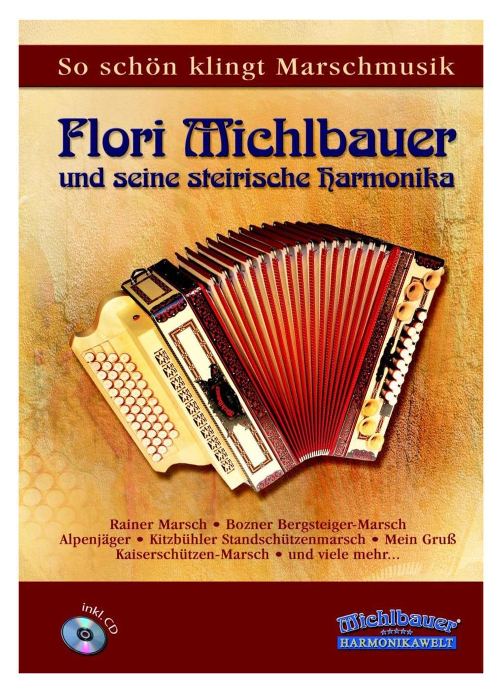 Akkordeonlernen - So schön klingt Marschmusik - Onlineshop Musikhaus Kirstein