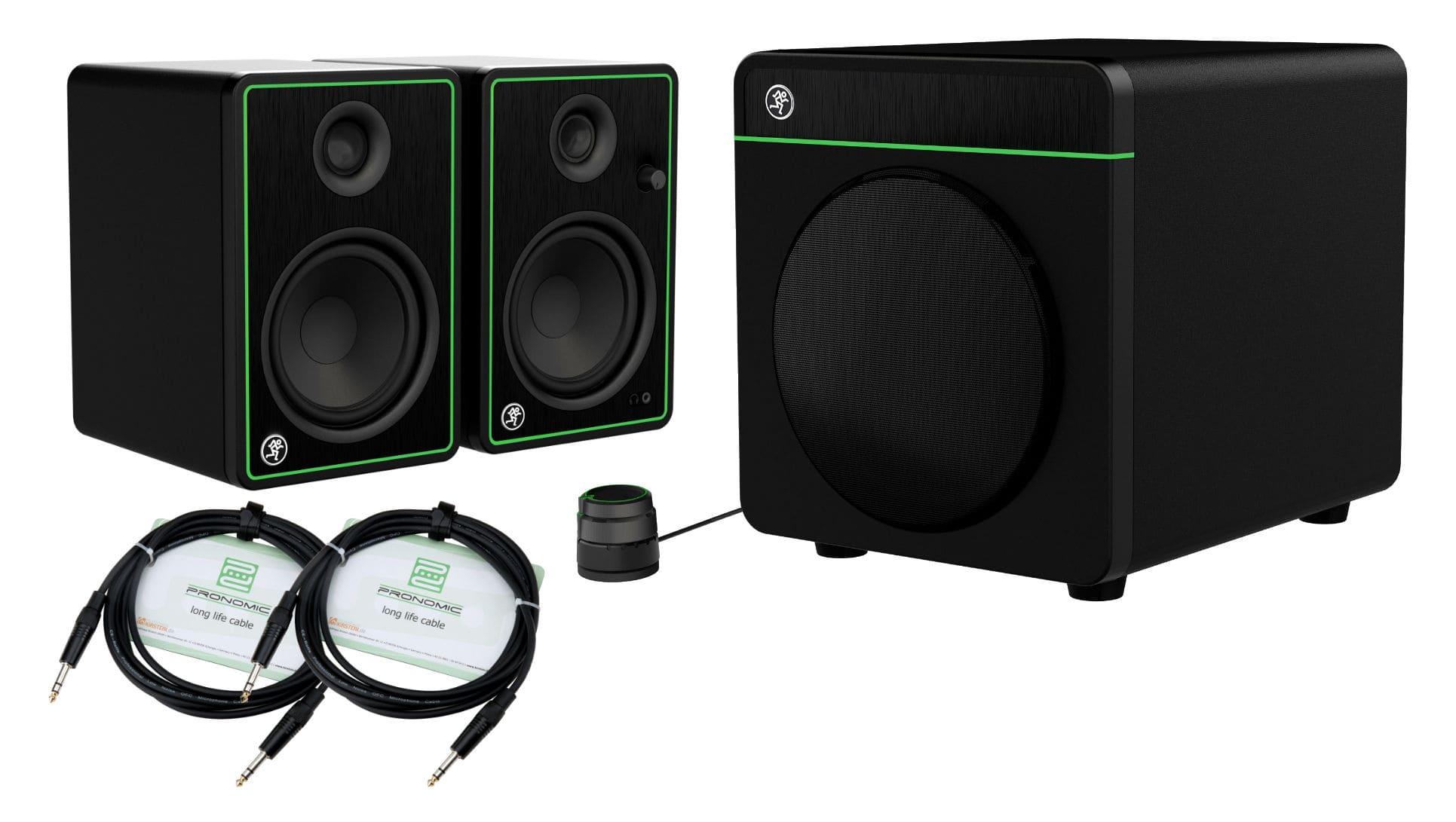 Studiomonitore - Mackie CR5 X Multimedia Bluetooth 2.1 Soundsystem - Onlineshop Musikhaus Kirstein