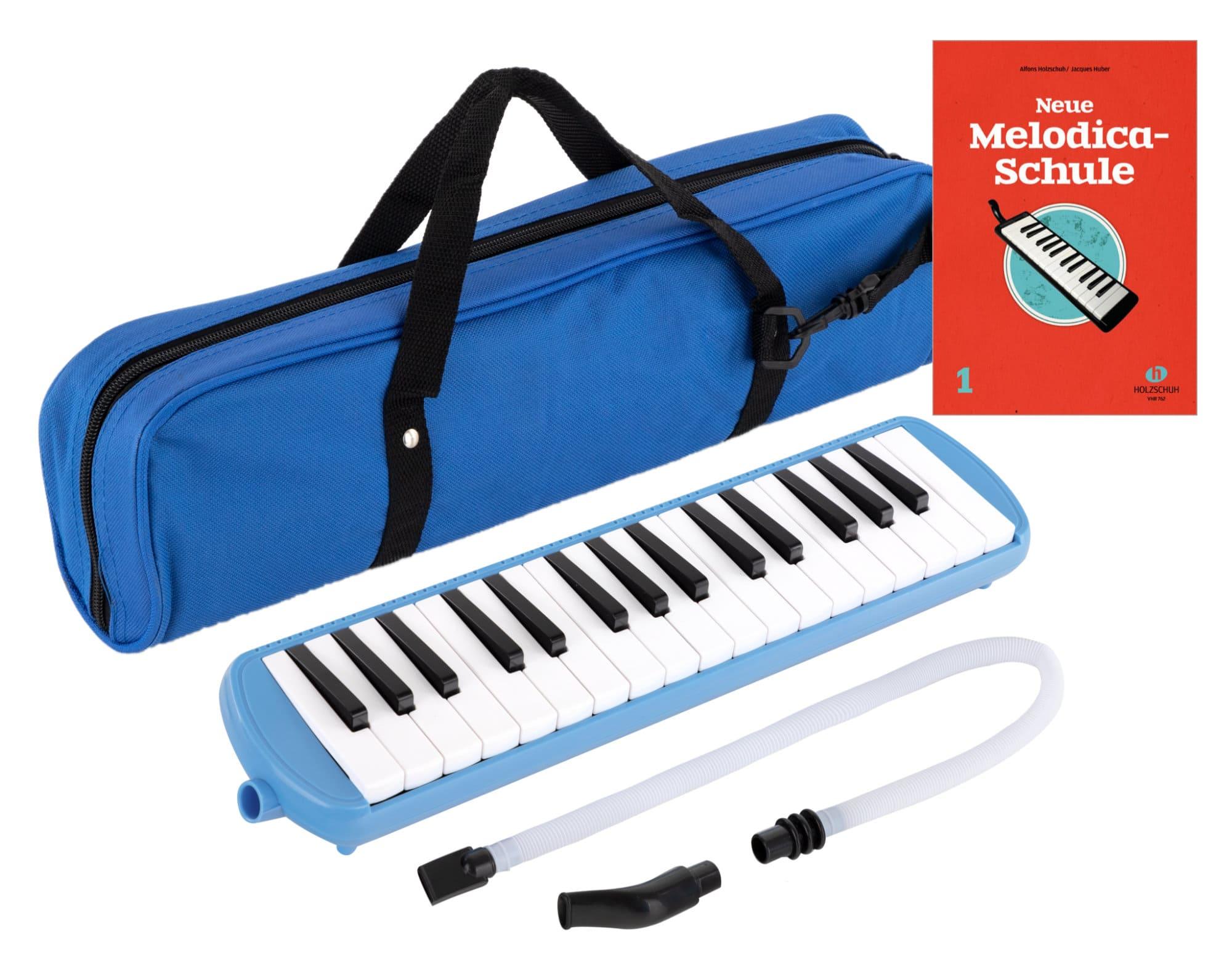 Classic Cantabile Melodica, inkl. Tasche und Buch