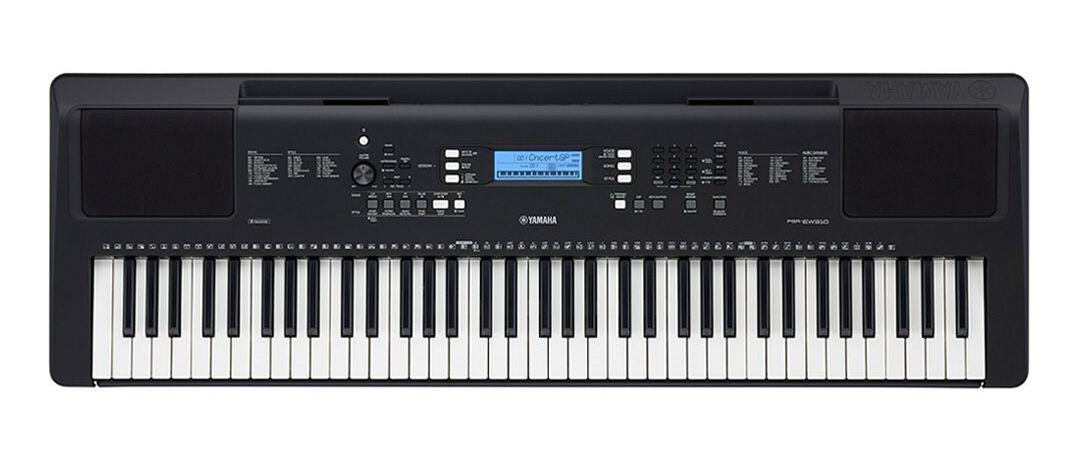 Homekeyboards - Yamaha PSR EW310 Keyboard - Onlineshop Musikhaus Kirstein