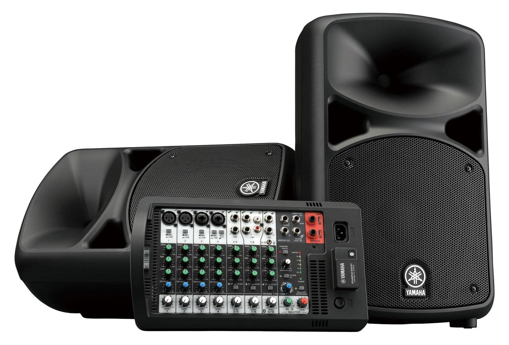 Boxenkomplettanlagen - Yamaha STAGEPAS 600BT - Onlineshop Musikhaus Kirstein