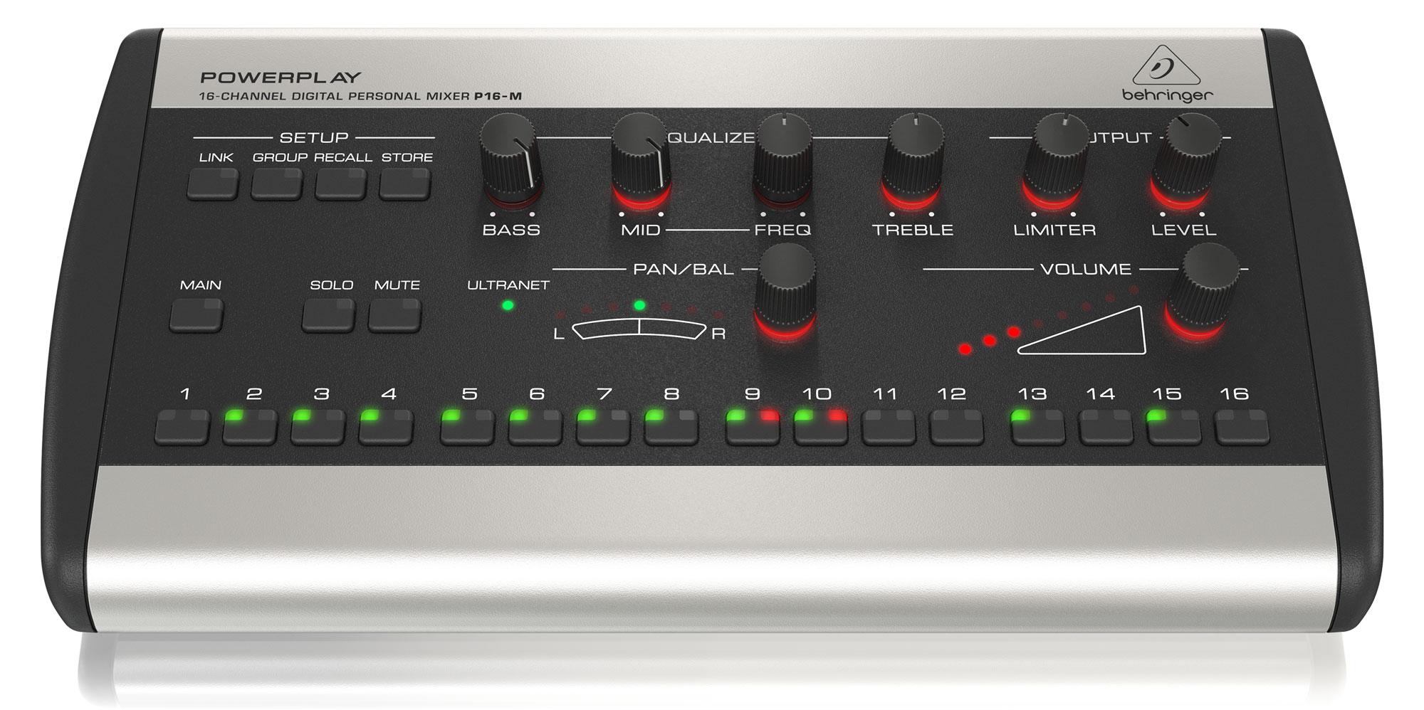 Behringer Powerplay P16 M Personal Mixer