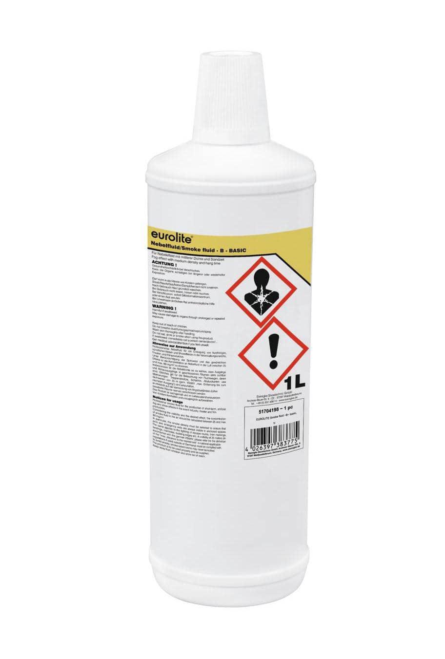 Eurolite Nebelfluid B Basic 1 l
