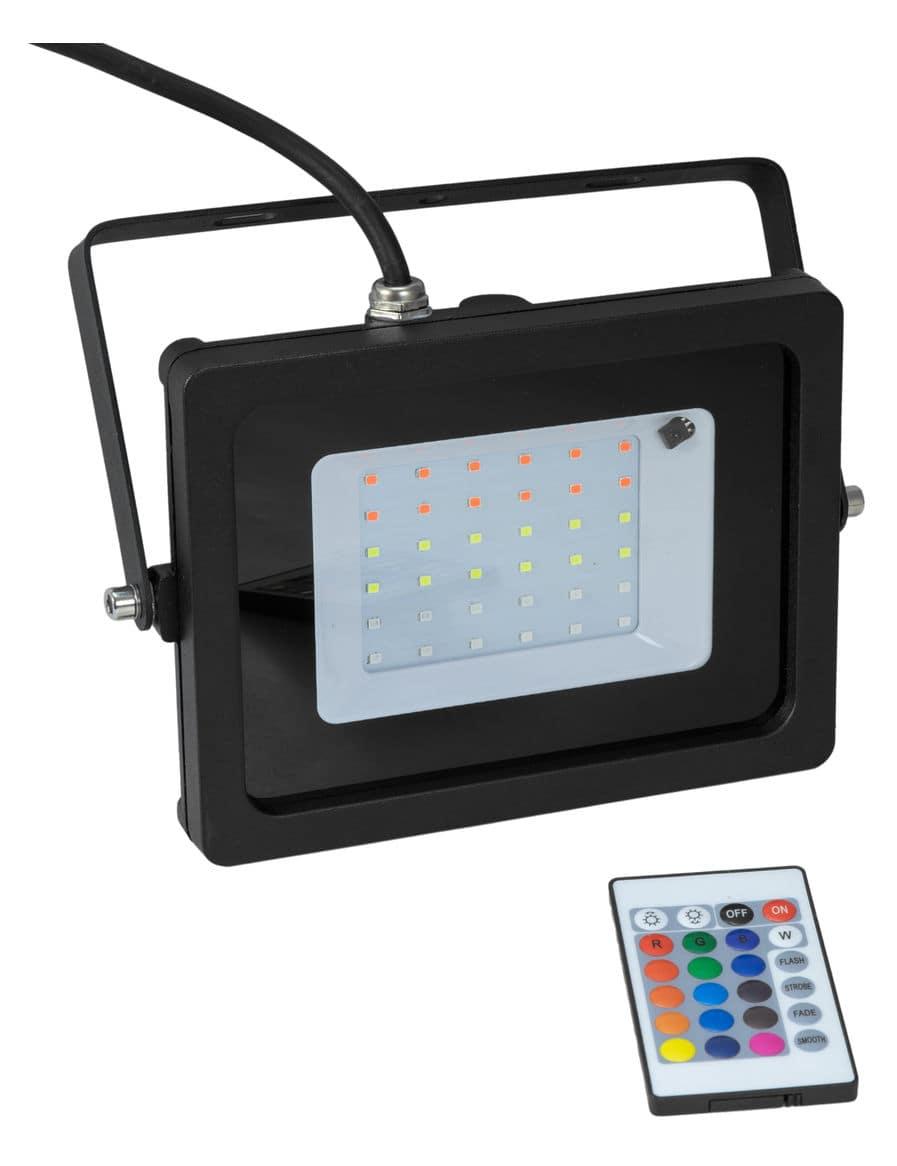 Scheinwerfer - Eurolite LED IP FL 30 SMD RGB - Onlineshop Musikhaus Kirstein