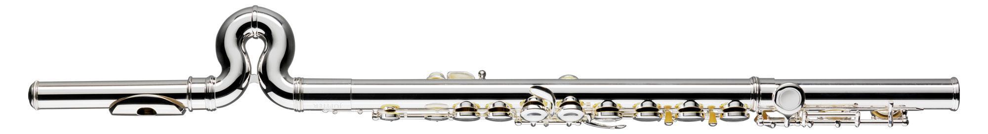 Sonstigeblasinstrumente - Jupiter JFL700WE Querflöte Waveline - Onlineshop Musikhaus Kirstein