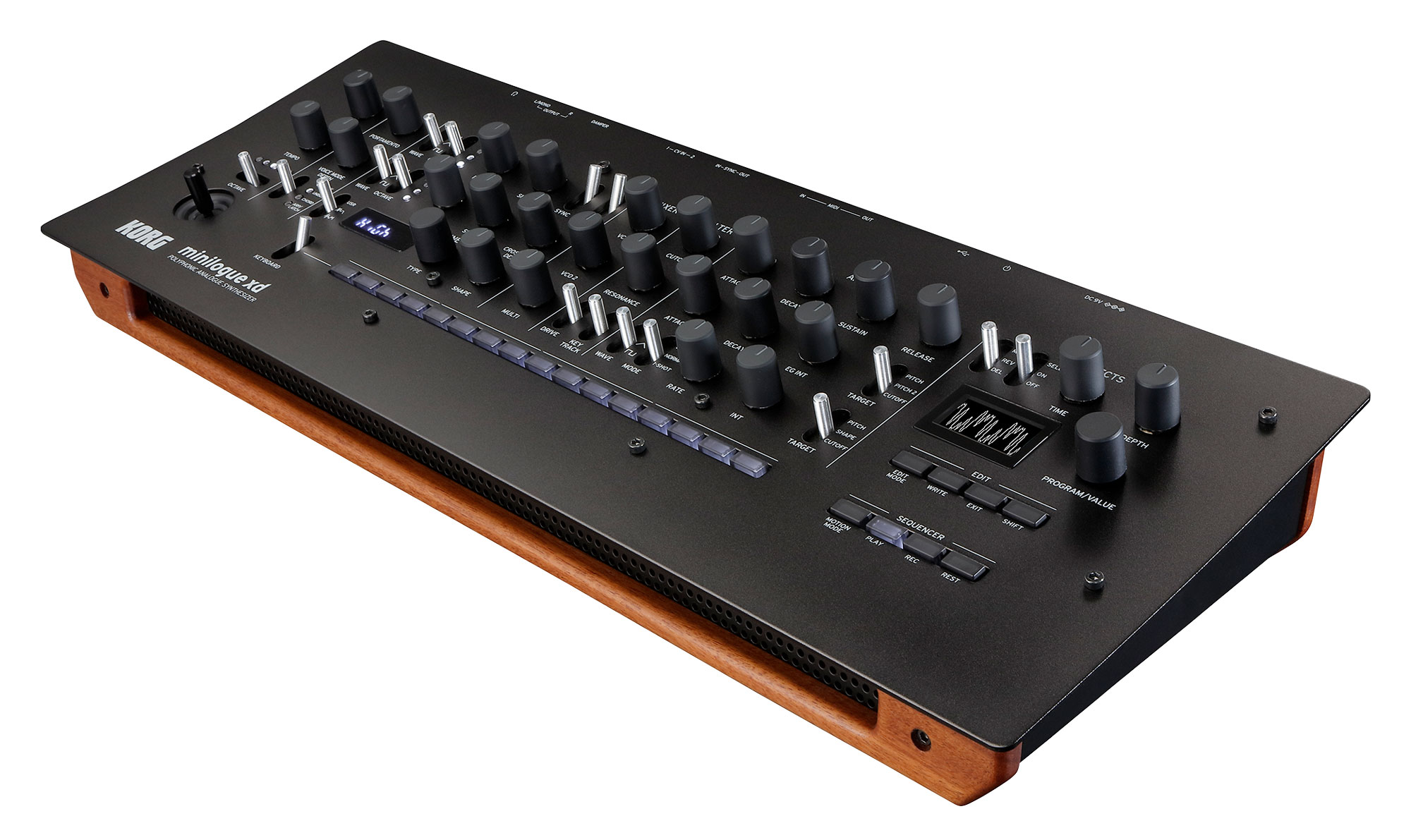 Synthesizer - Korg Minilogue XD Module - Onlineshop Musikhaus Kirstein