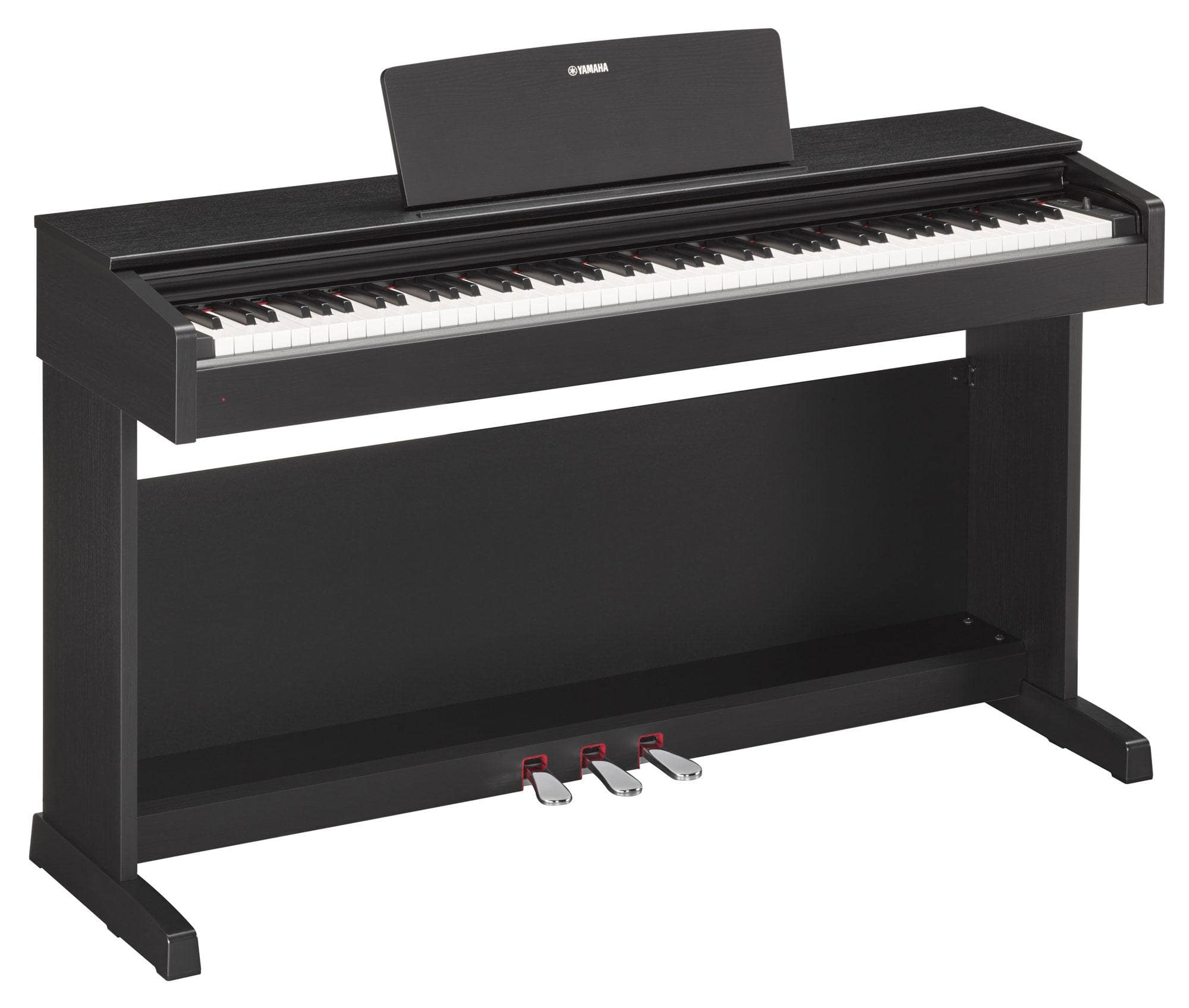 yamaha ydp 143 b arius e piano schwarz matt. Black Bedroom Furniture Sets. Home Design Ideas