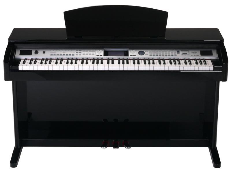 classic cantabile dp 400f digitalpiano schwarz hochglanz gebraucht gut. Black Bedroom Furniture Sets. Home Design Ideas