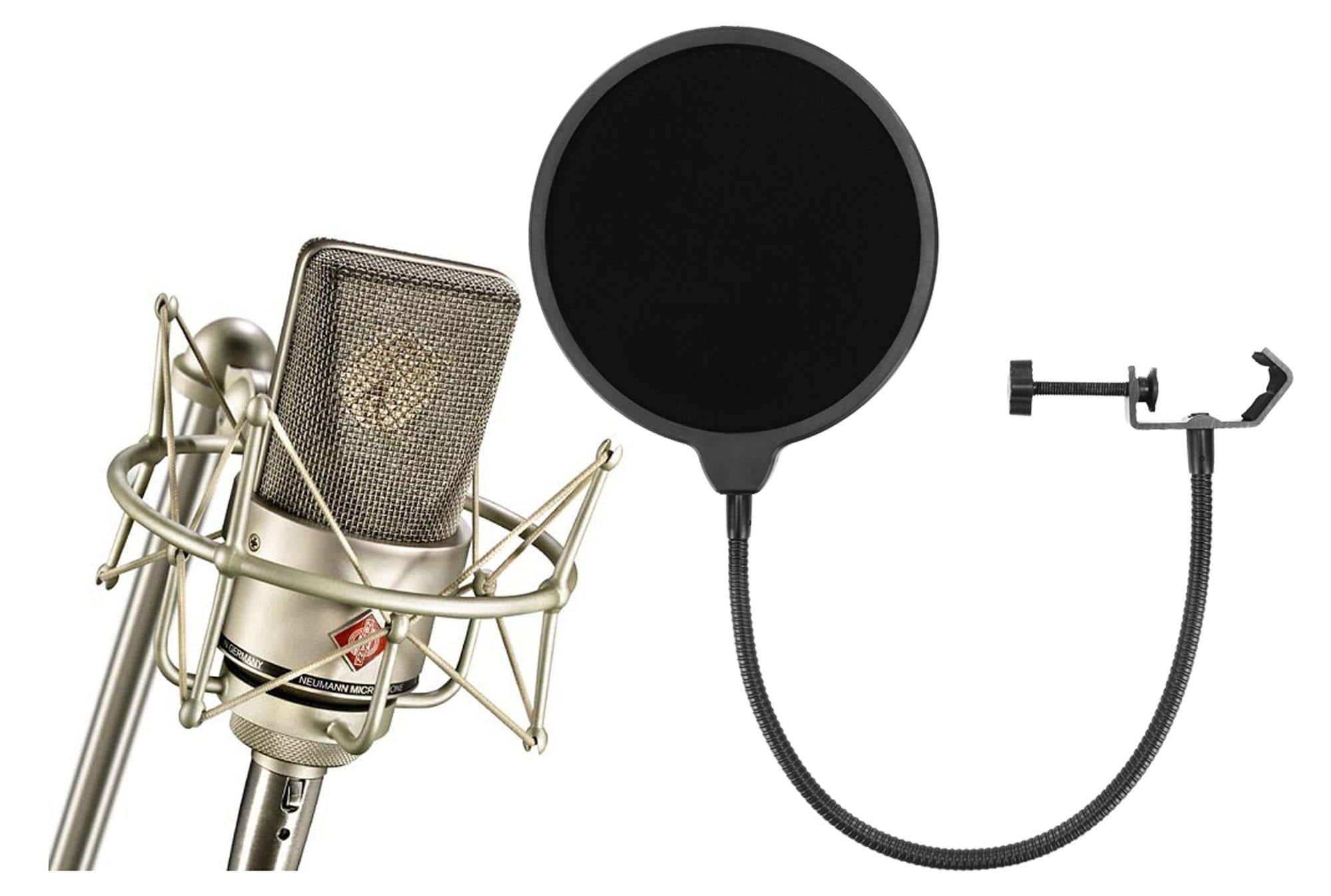 Mikrofone - Neumann TLM 103 NI Studio Set inkl. Popkiller - Onlineshop Musikhaus Kirstein